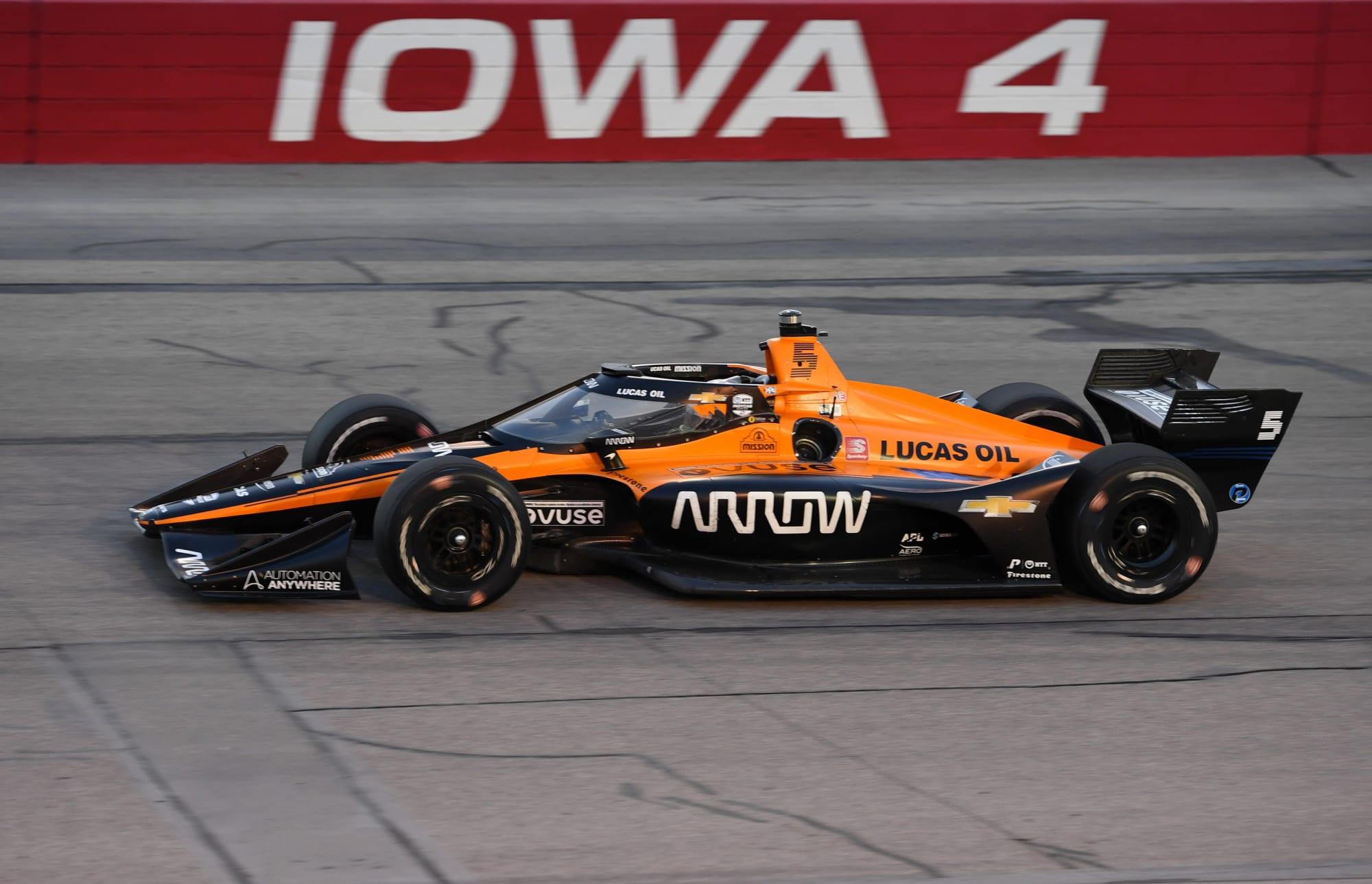 IndyCar: Pato O'Ward aiming to achieve rare feat