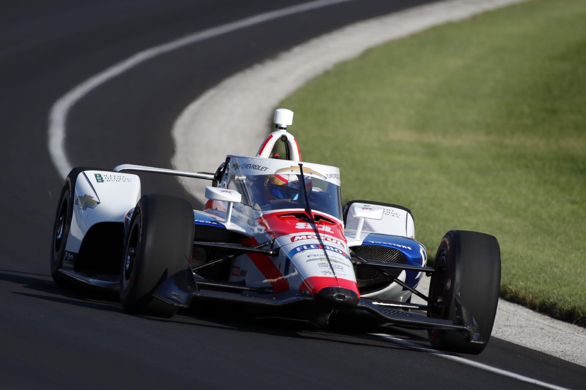 IndyCar team shutting down following 2020 season