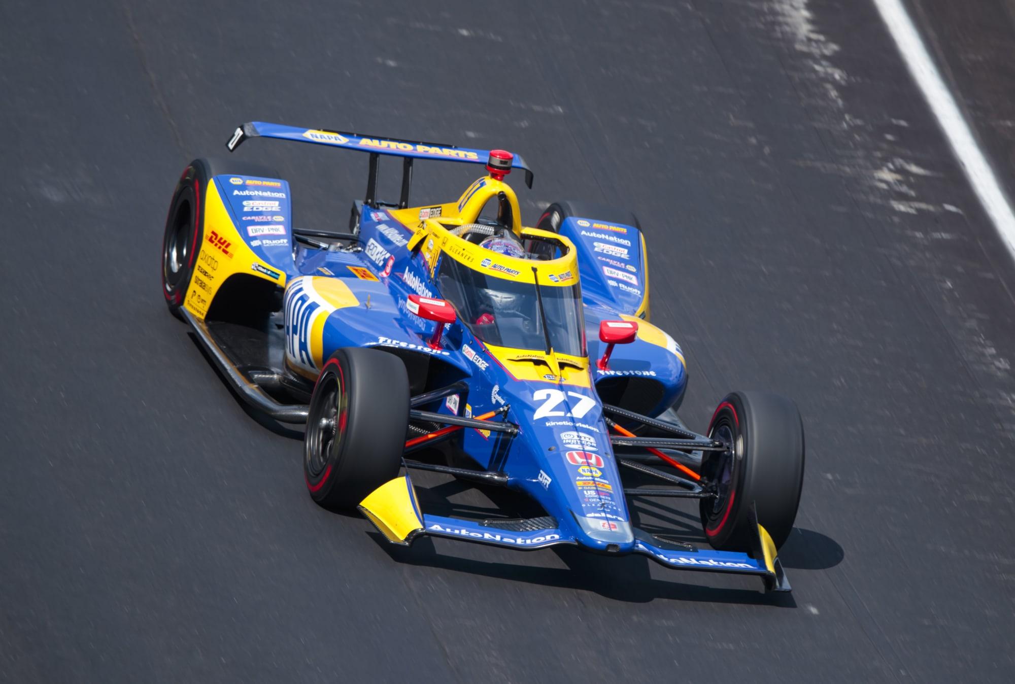IndyCar: Huge winning streak on the line in St. Petersburg