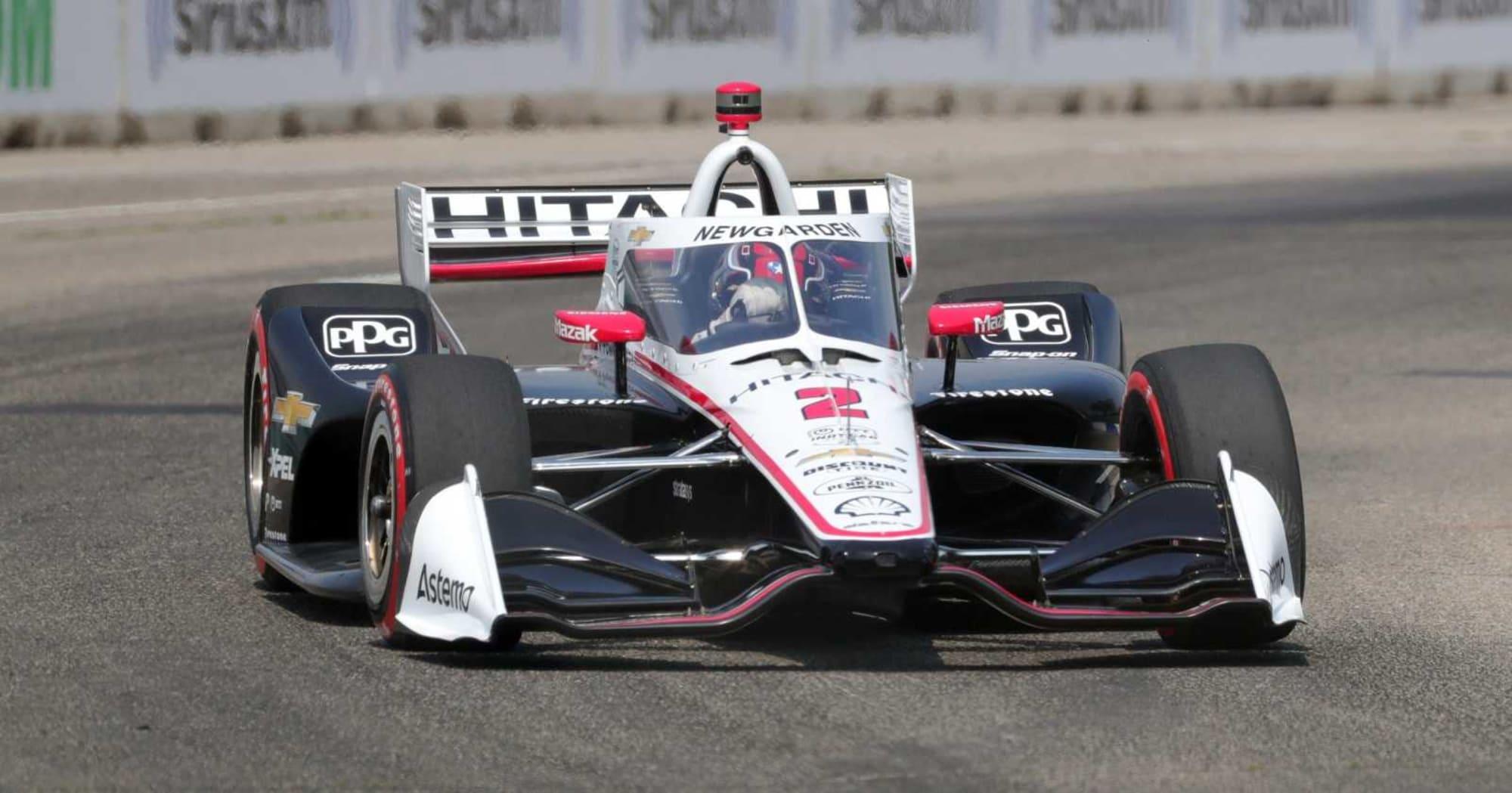 IndyCar: 2021 Detroit qualifying – Full starting lineup