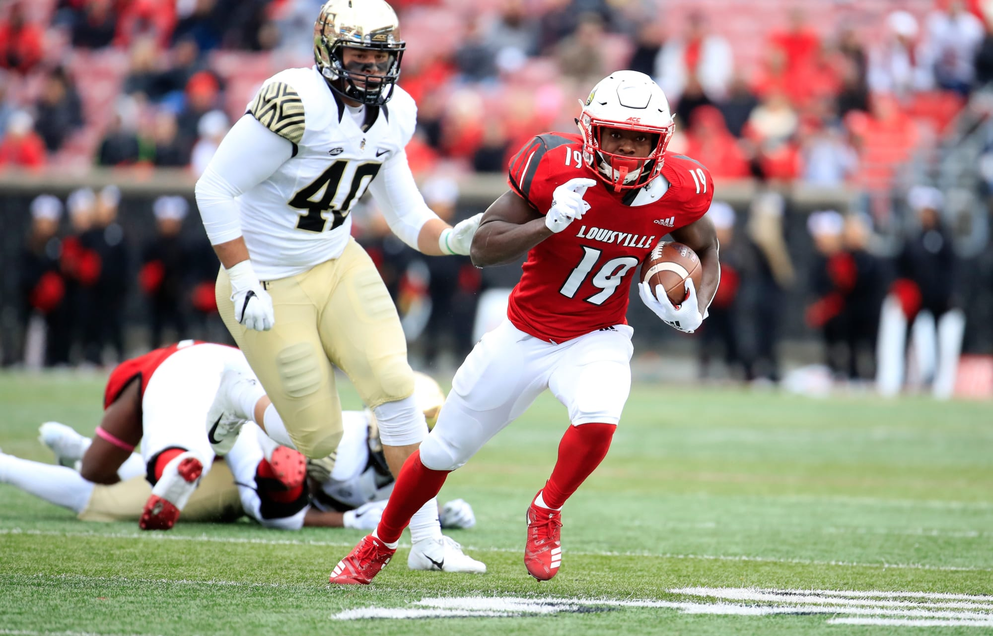 Louisville football: Most underrated players at every position