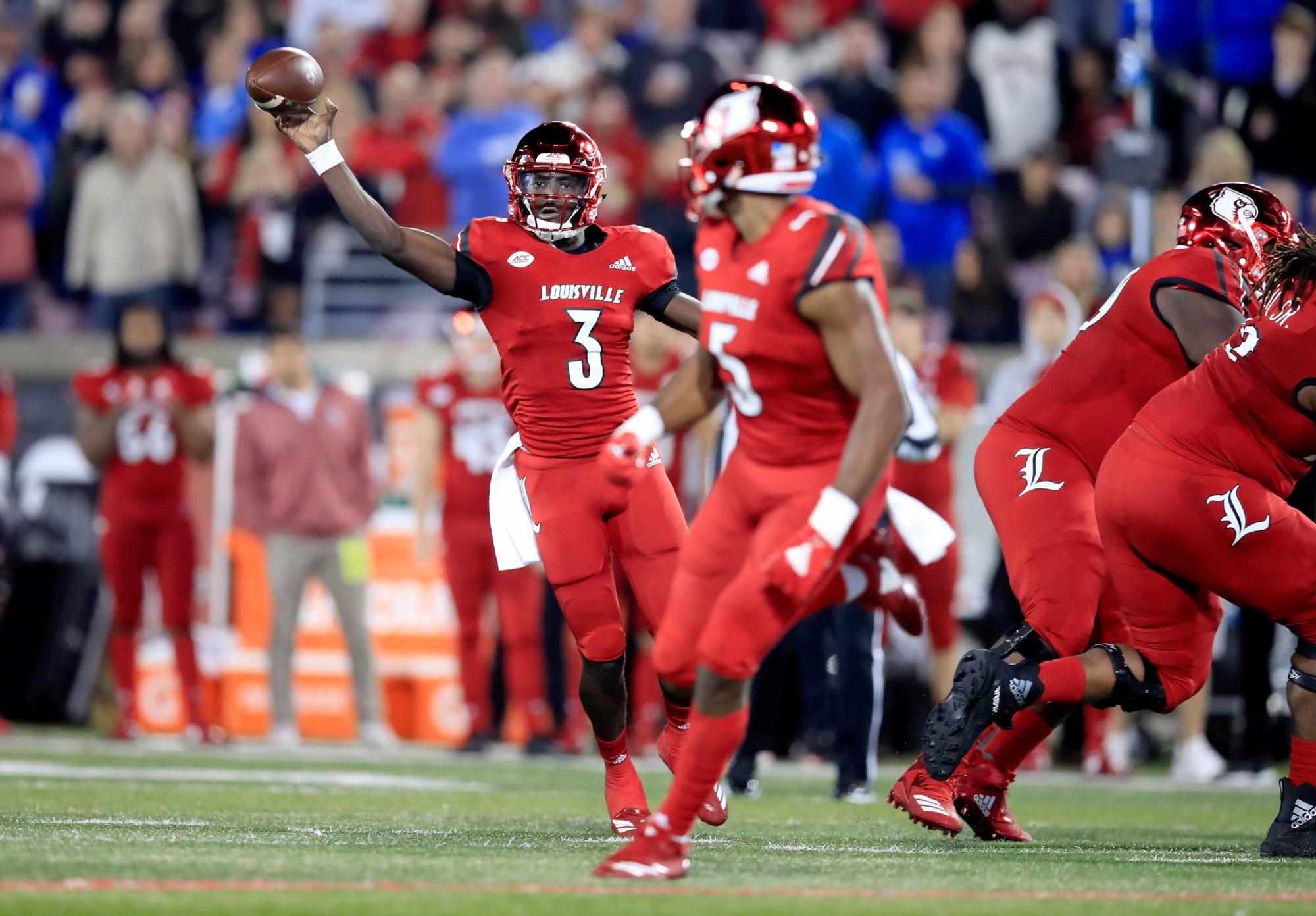 Louisville football: Three takeaways from win against WKU
