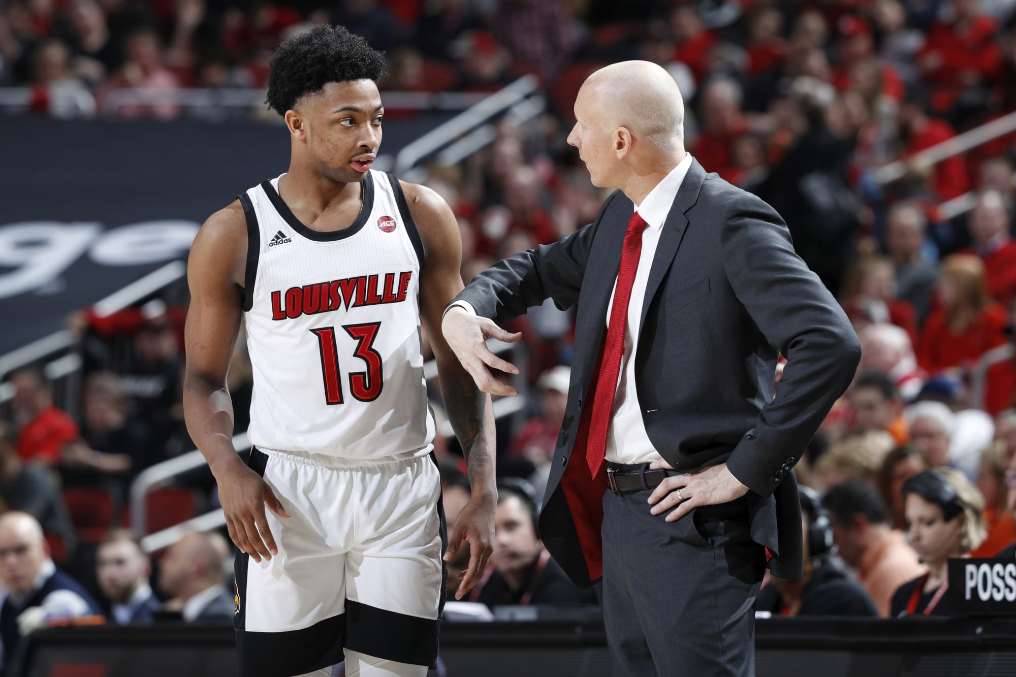 Louisville basketball putting together unique & challenging schedule