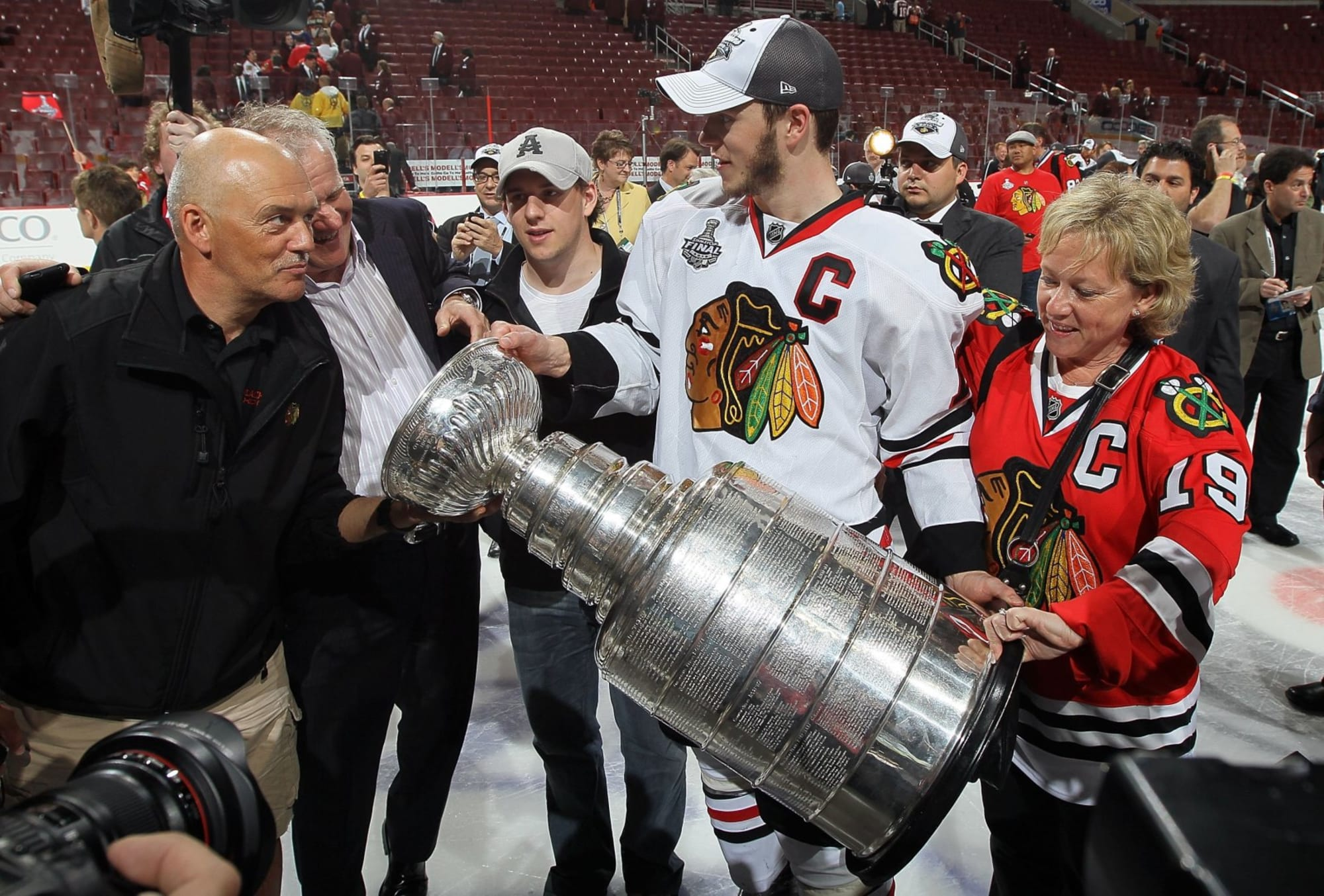 Can the Chicago Blackhawks run the playoff gauntlet?