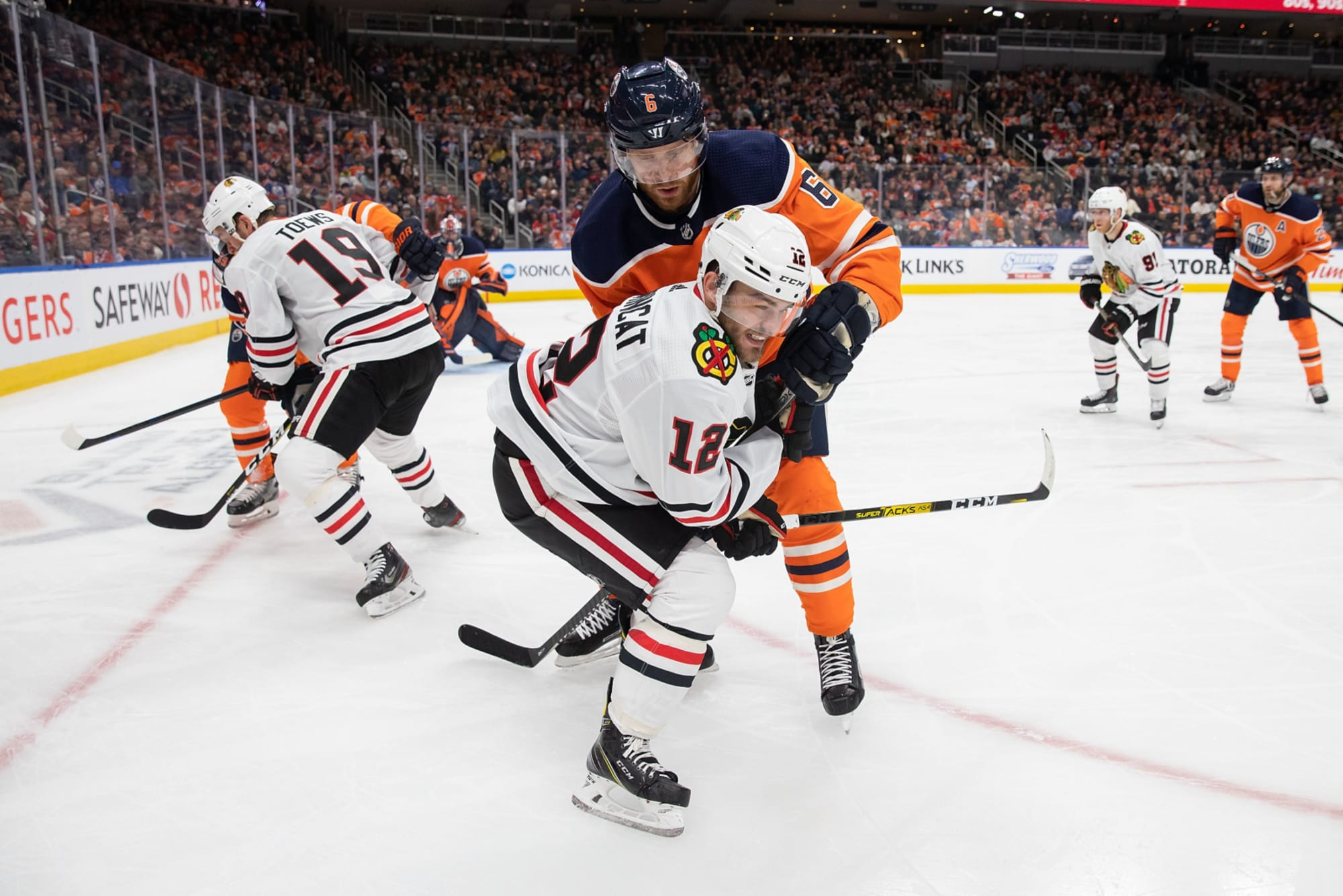 Can the Chicago Blackhawks outscore the Edmonton Oilers?