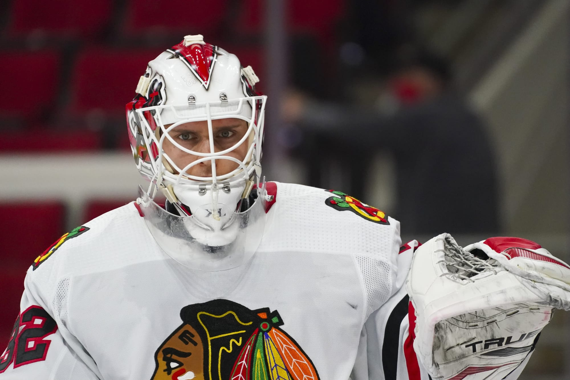 Blackhawks: Kevin Lankinen May have Just Exposed his Weakness