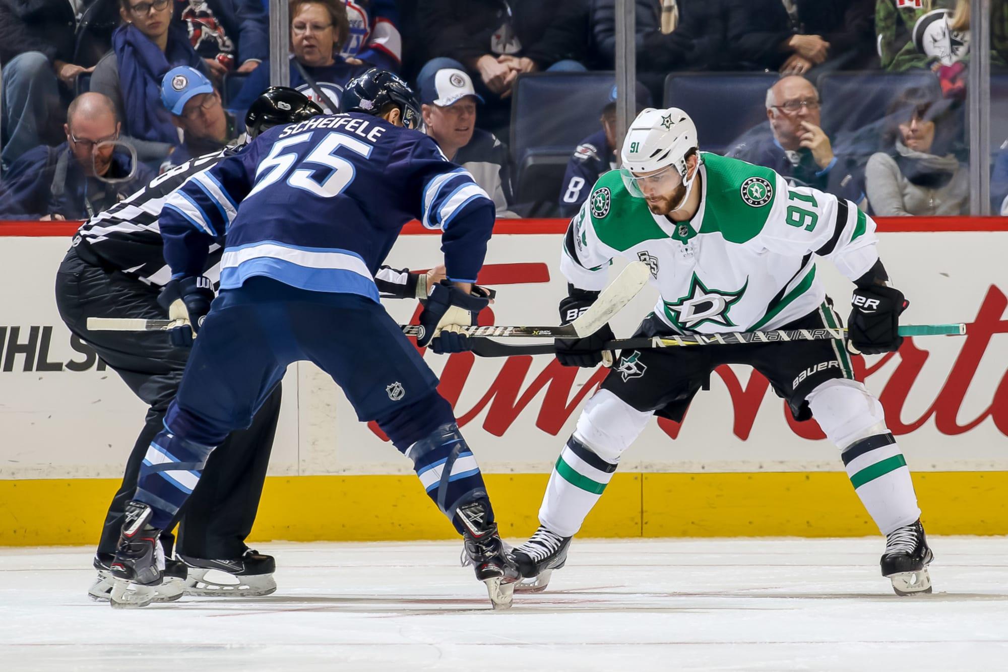 Dallas Stars Vs Winnipeg Jets Game Time Broadcast Lines Injuries