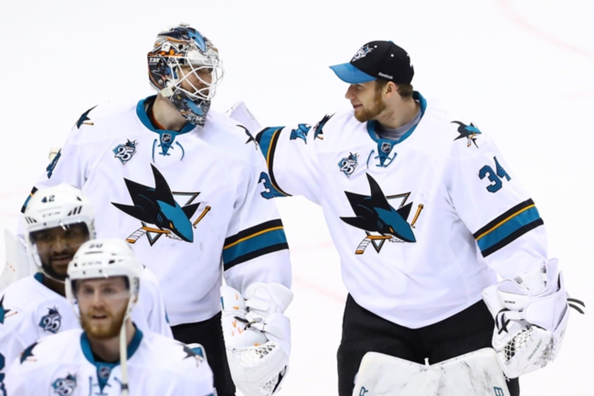 San Jose Sharks Goalie Options Nearing Nhl Trade Deadline