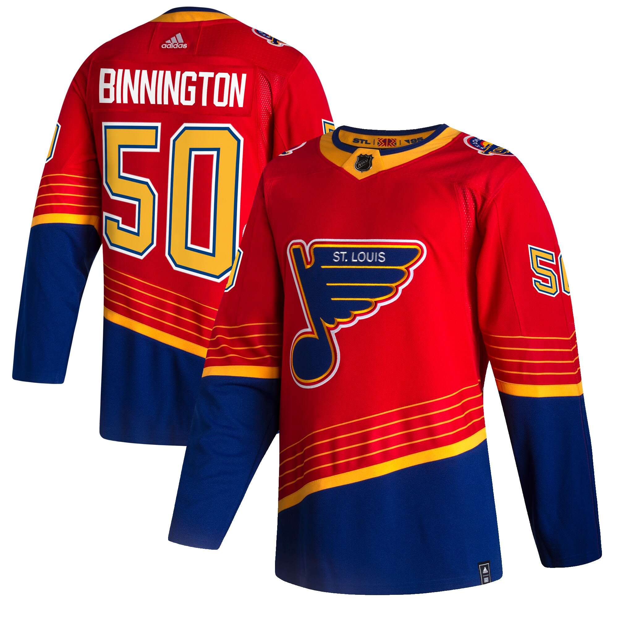 St Louis Blues Fans Need To Check Out These New Reverse Retro Jerseys