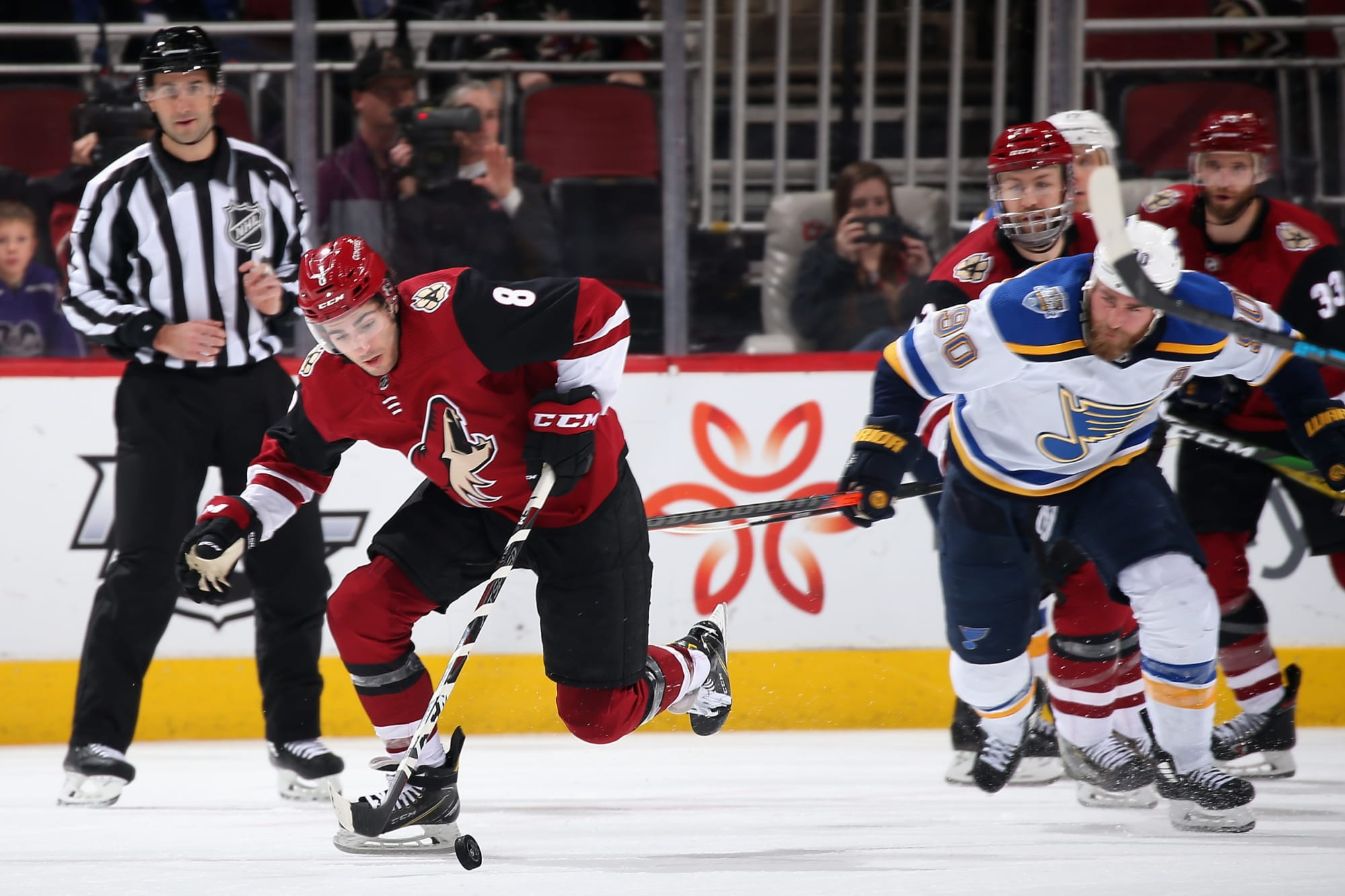 St. Louis Blues Won't Have Arizona To Bail Them Out This Time