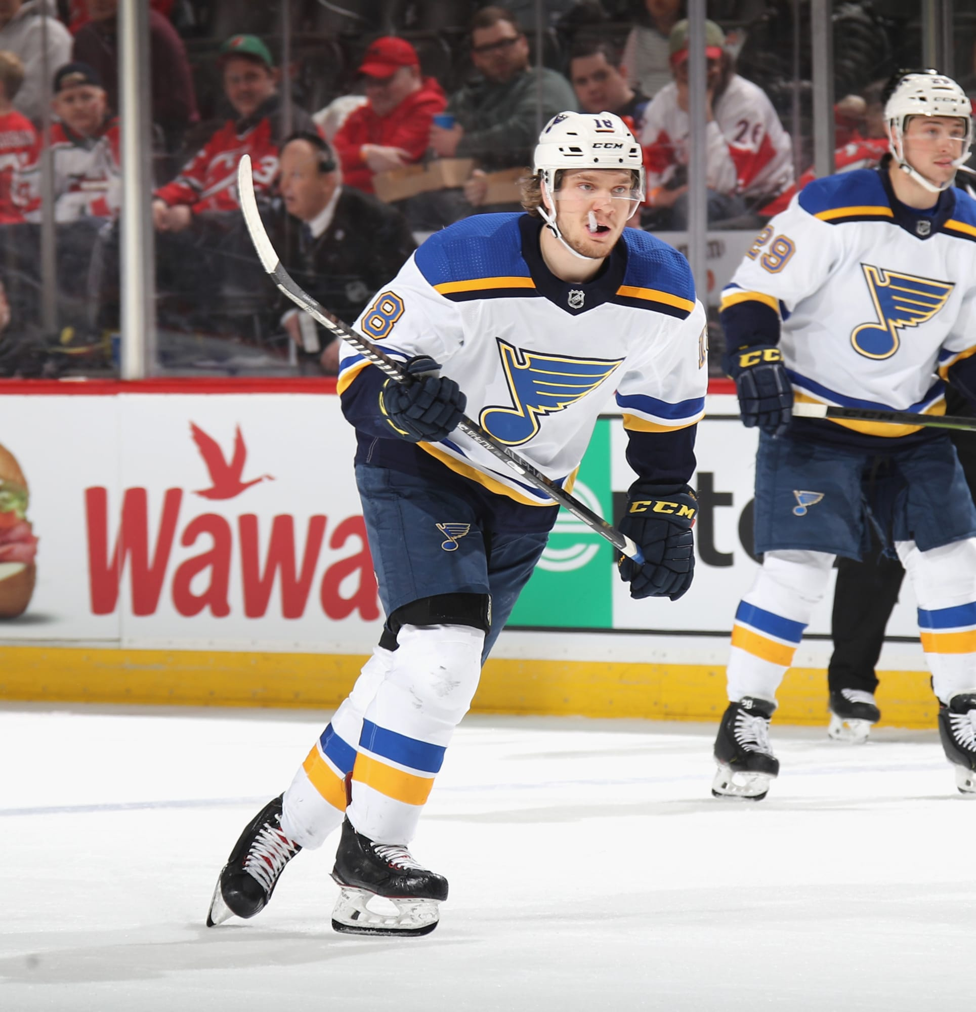 ICYMI St. Louis Blues Winning Championships Even In Pandemic