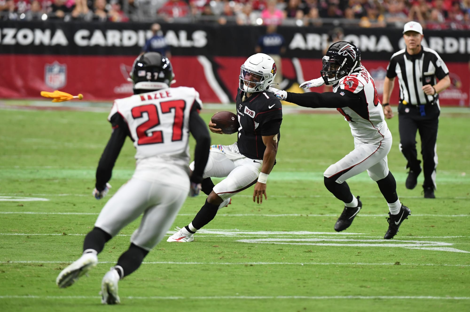 Dan Quinn And The Atlanta Falcons Defense Are Not Working
