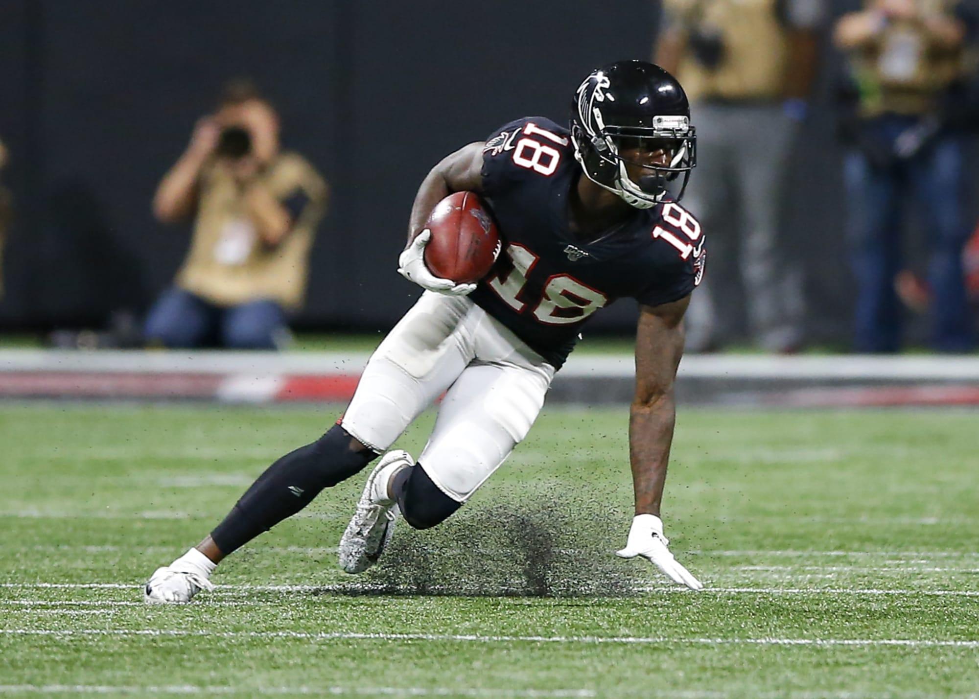 Atlanta Falcons: Calvin Ridley's contract named most team-friendly deal