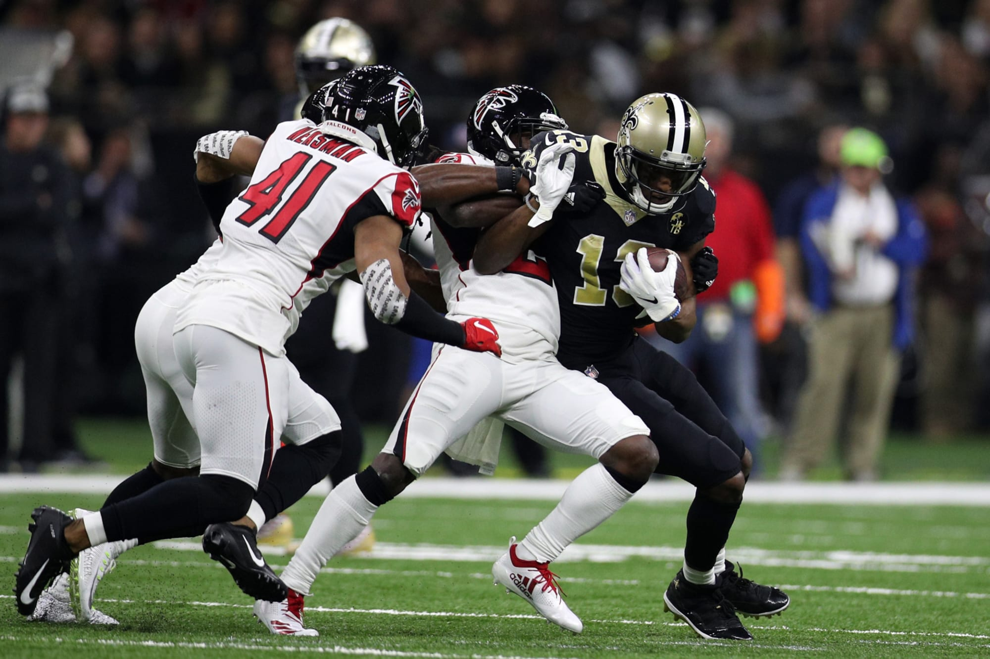 Defensive Changes Coming For Atlanta Falcons Just Not In The Preseason