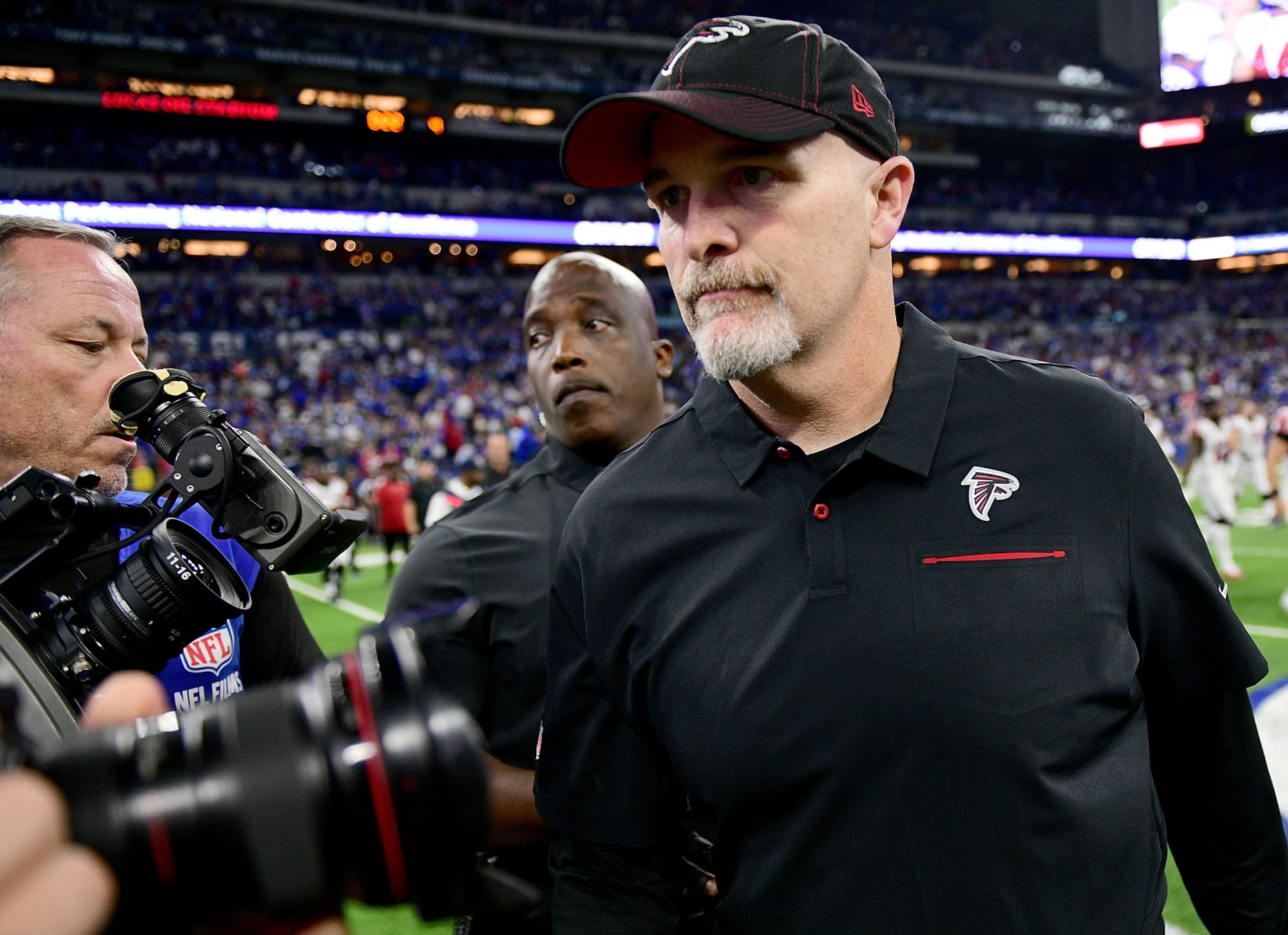 Time For The Atlanta Falcons To Part Ways With Dan Quinn