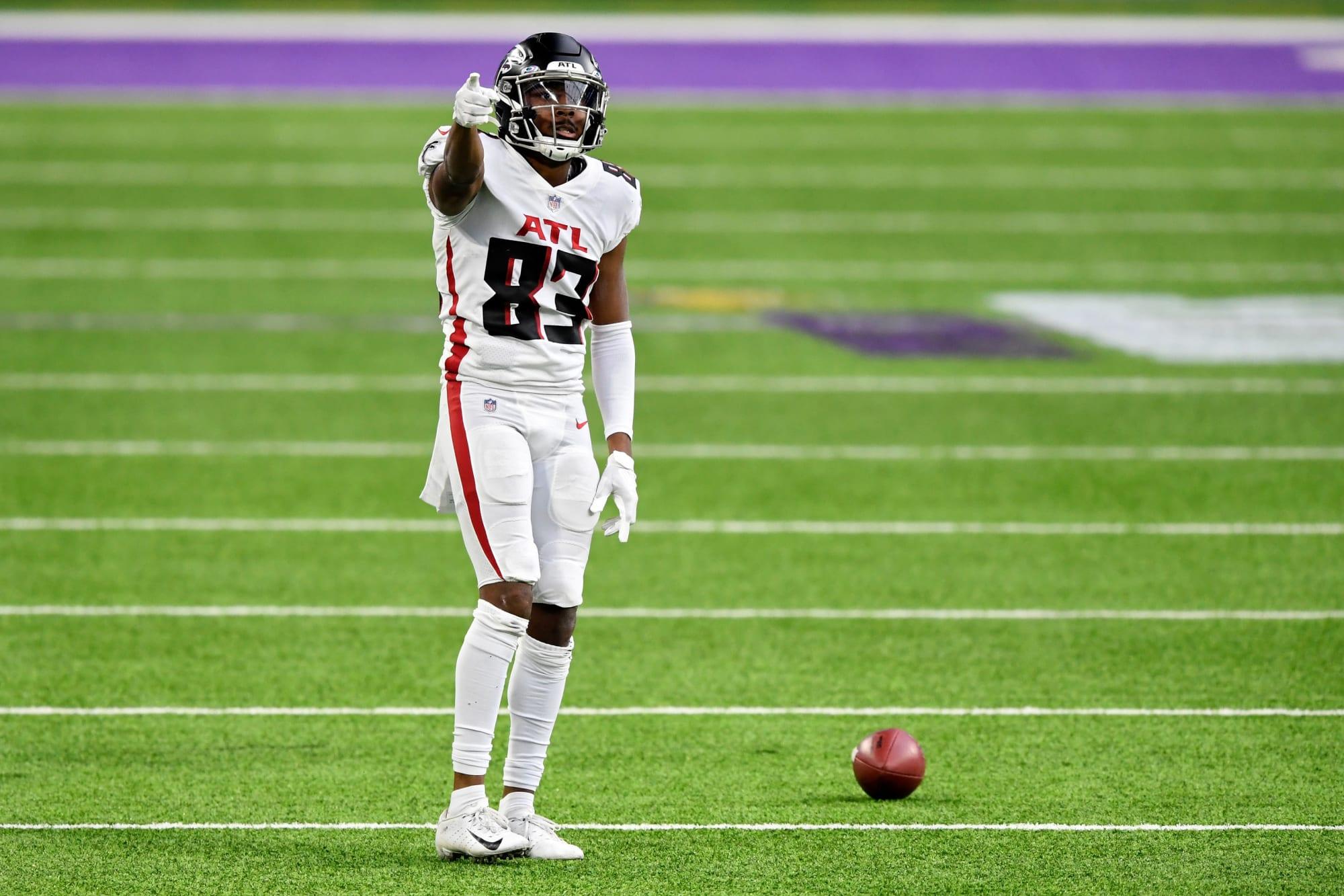 Atlanta Falcons facing a crisis at the receiver position in week three