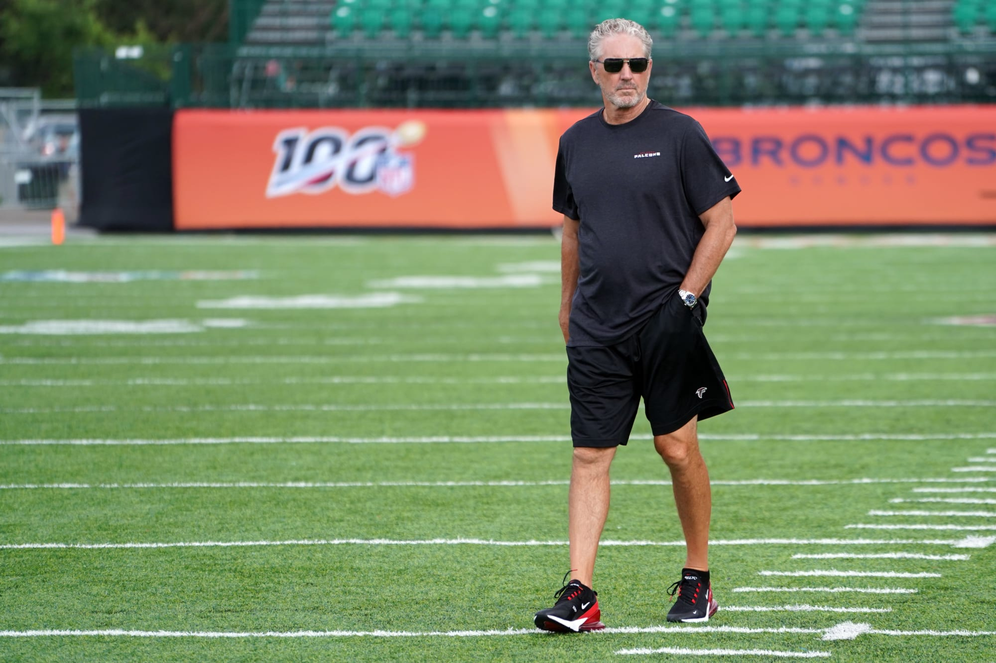 Atlanta Falcons: This should be Dirk Koetter's last job in the NFL