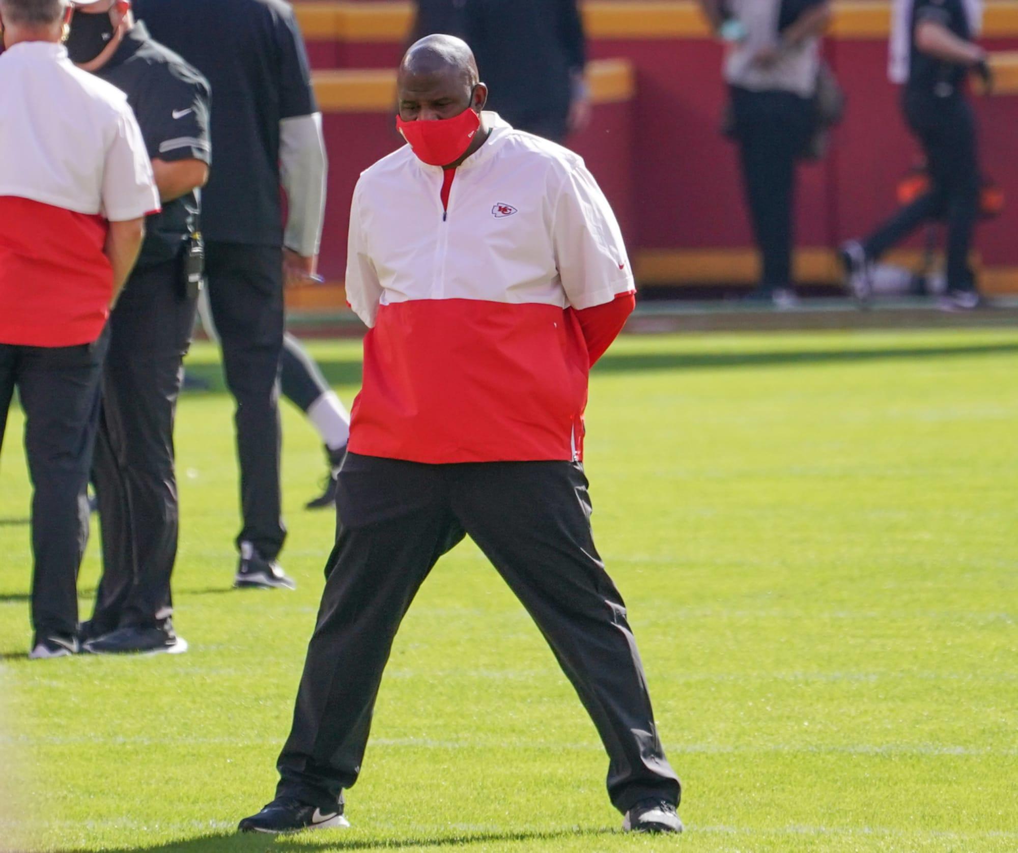 Atlanta Falcons: Eric Bieniemy will not be the next head coach