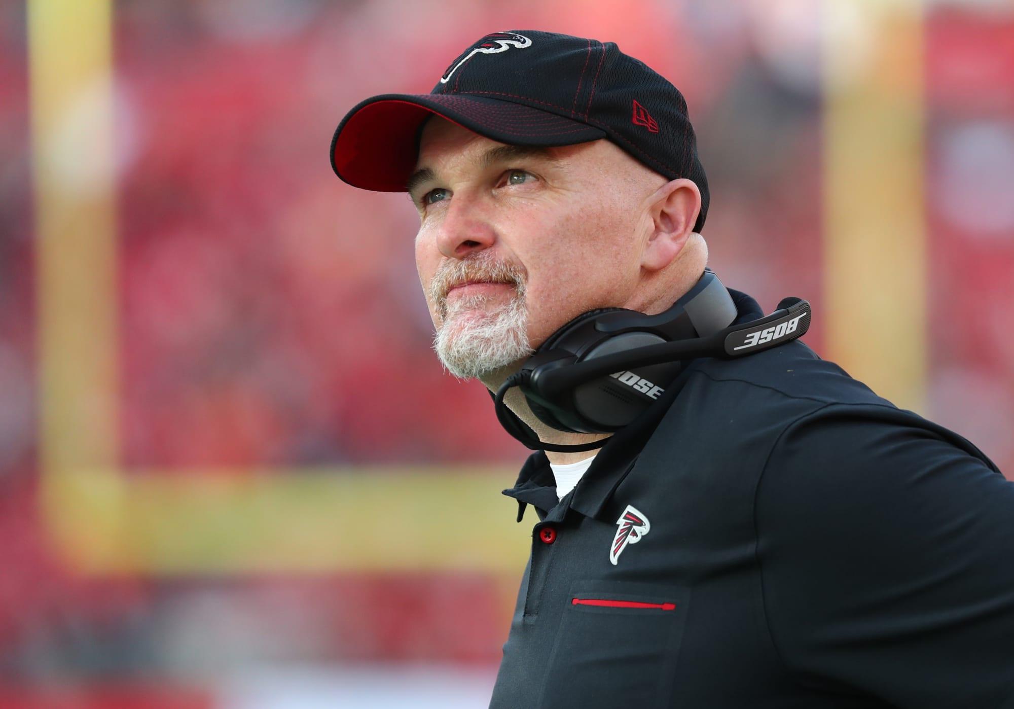 Atlanta Falcons: The two decisions that cost Dan Quinn his job