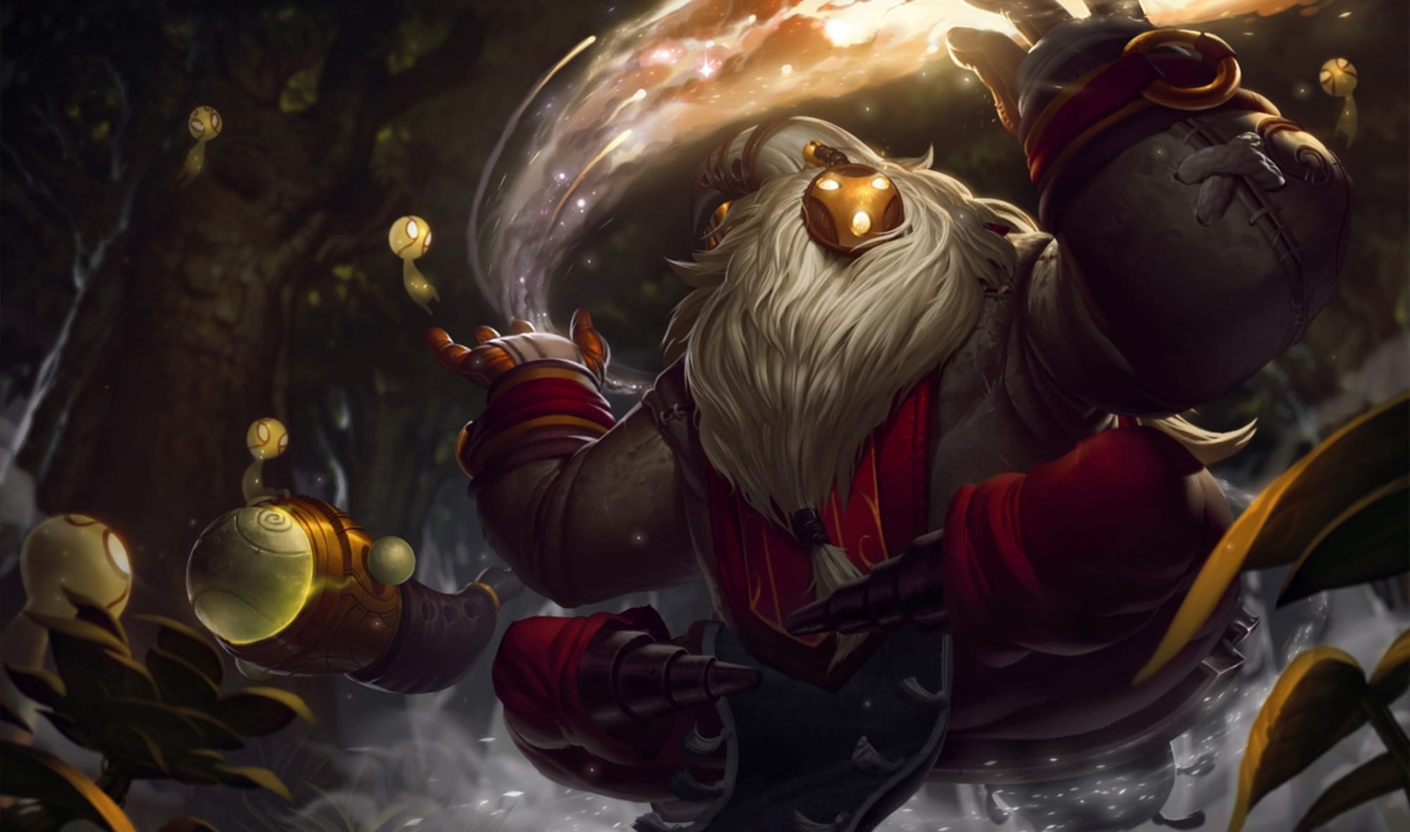 League of Legends: Bard is top free champion to play in Sep. Week 1