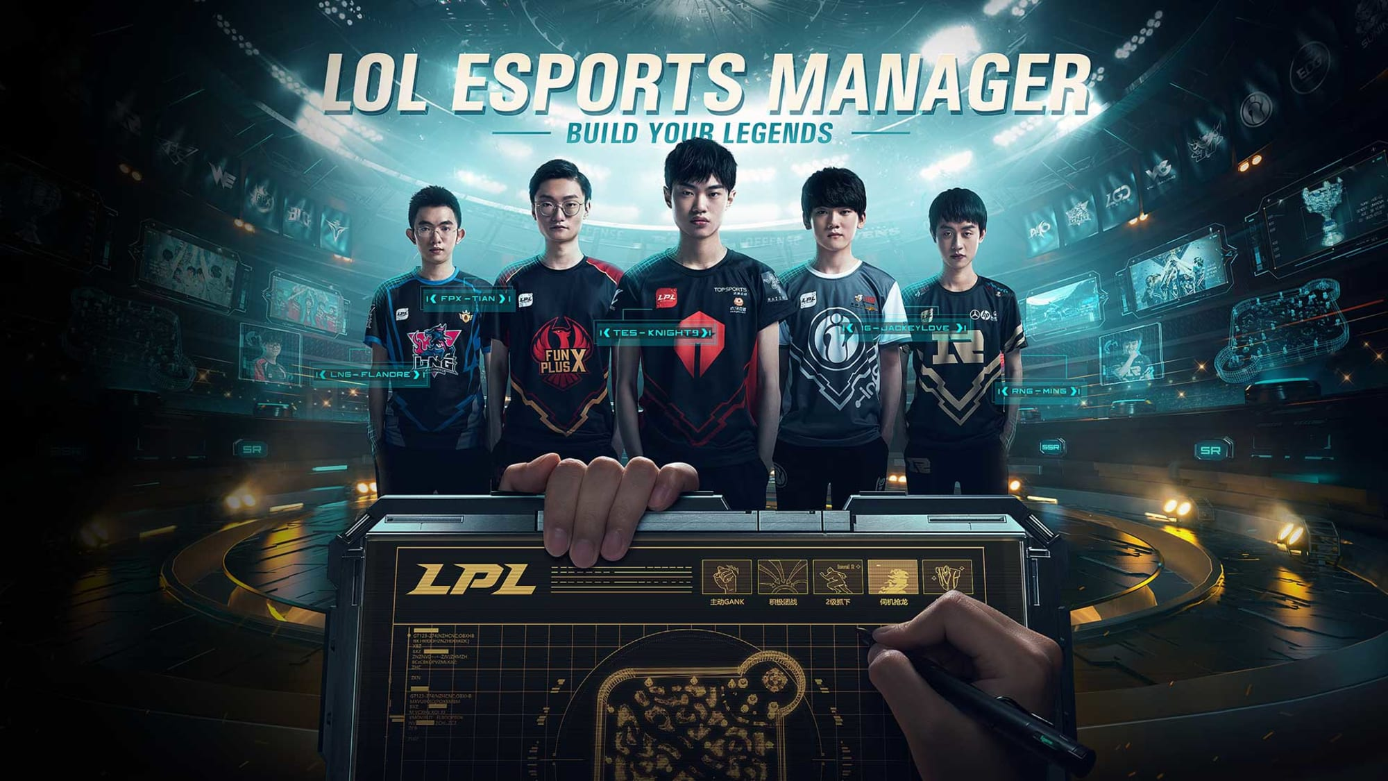 Lol Esport News