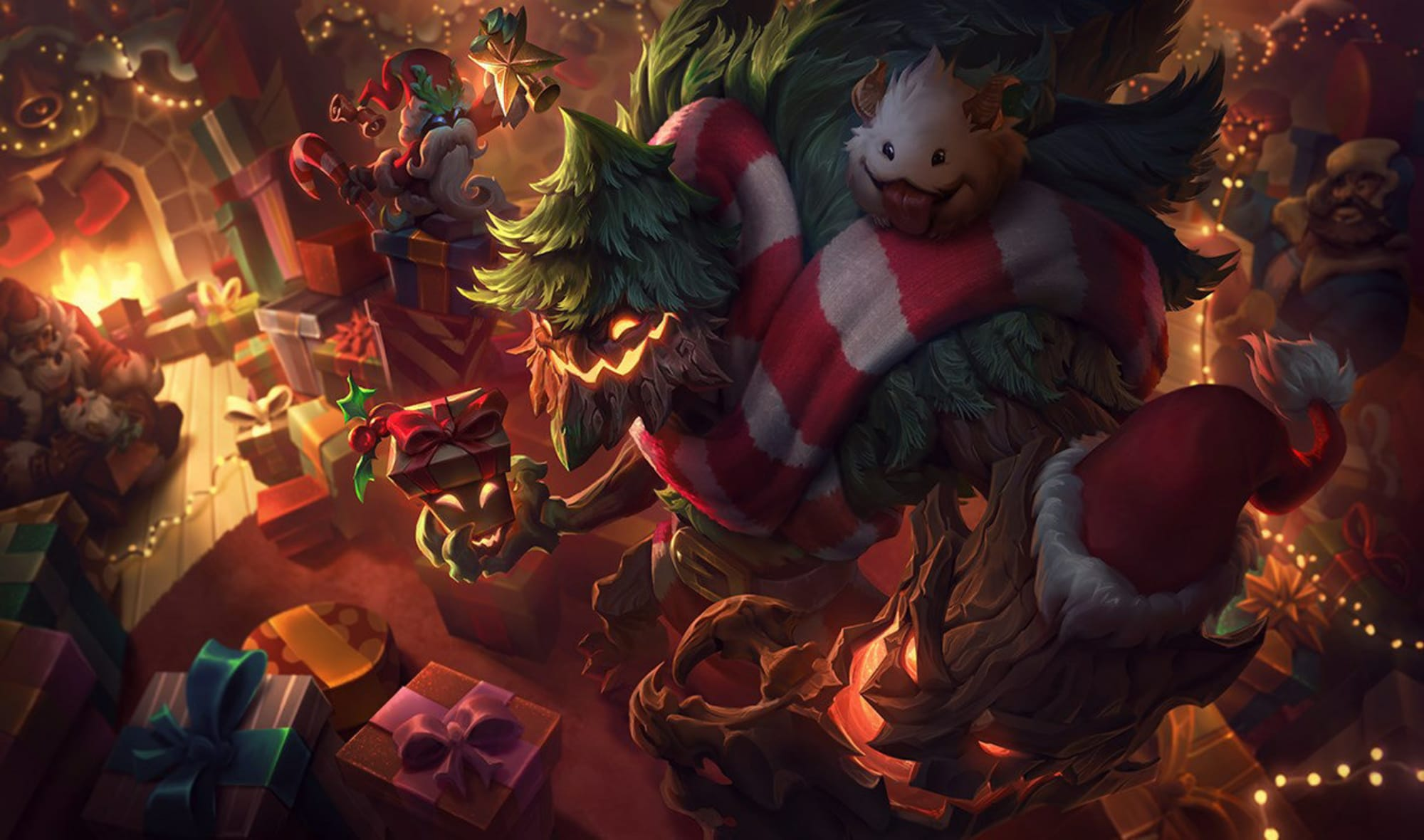 Christmas 2021 Skins Lol League Of Legends Ranking The Best Christmas Skins