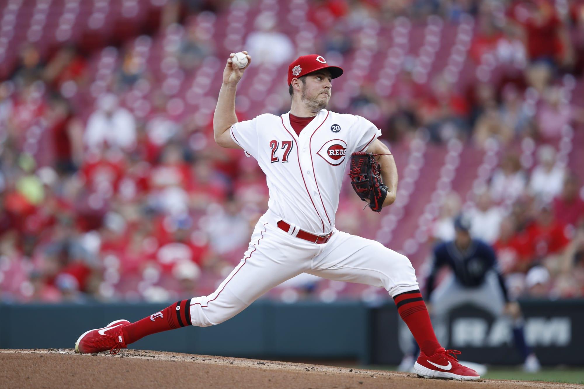 Reds pitcher Trevor Bauer trolls Houston Astros with latest t-shirt design