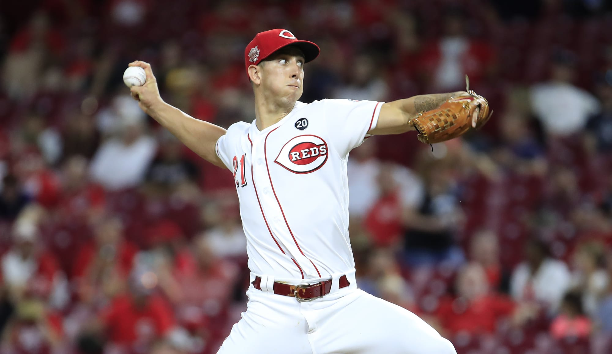 Cincinnati Reds: Michael Lorenzen's $4.4-million salary is a bargain