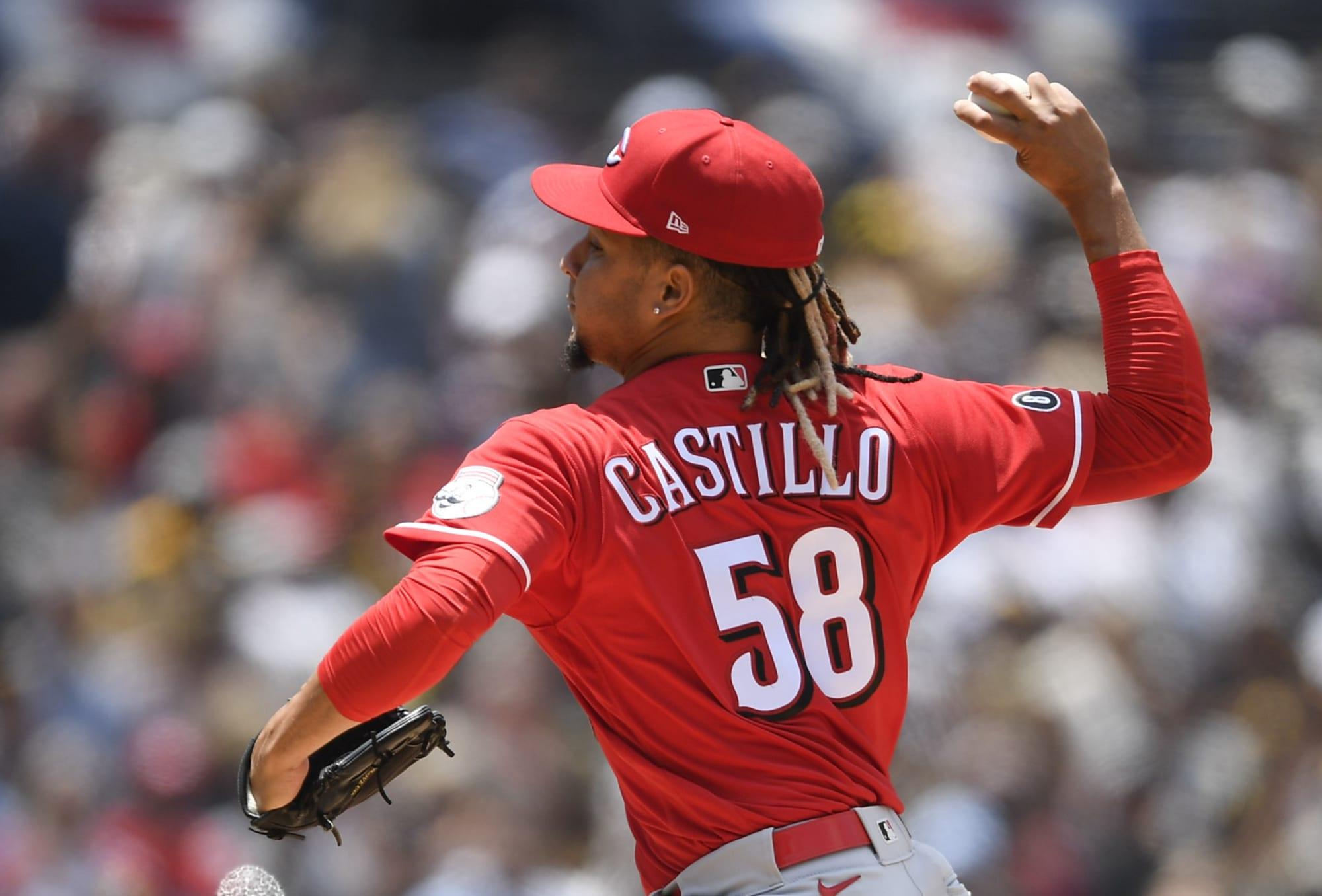 Reds: Umpires' pathetic strike zone cost Luis Castillo a win