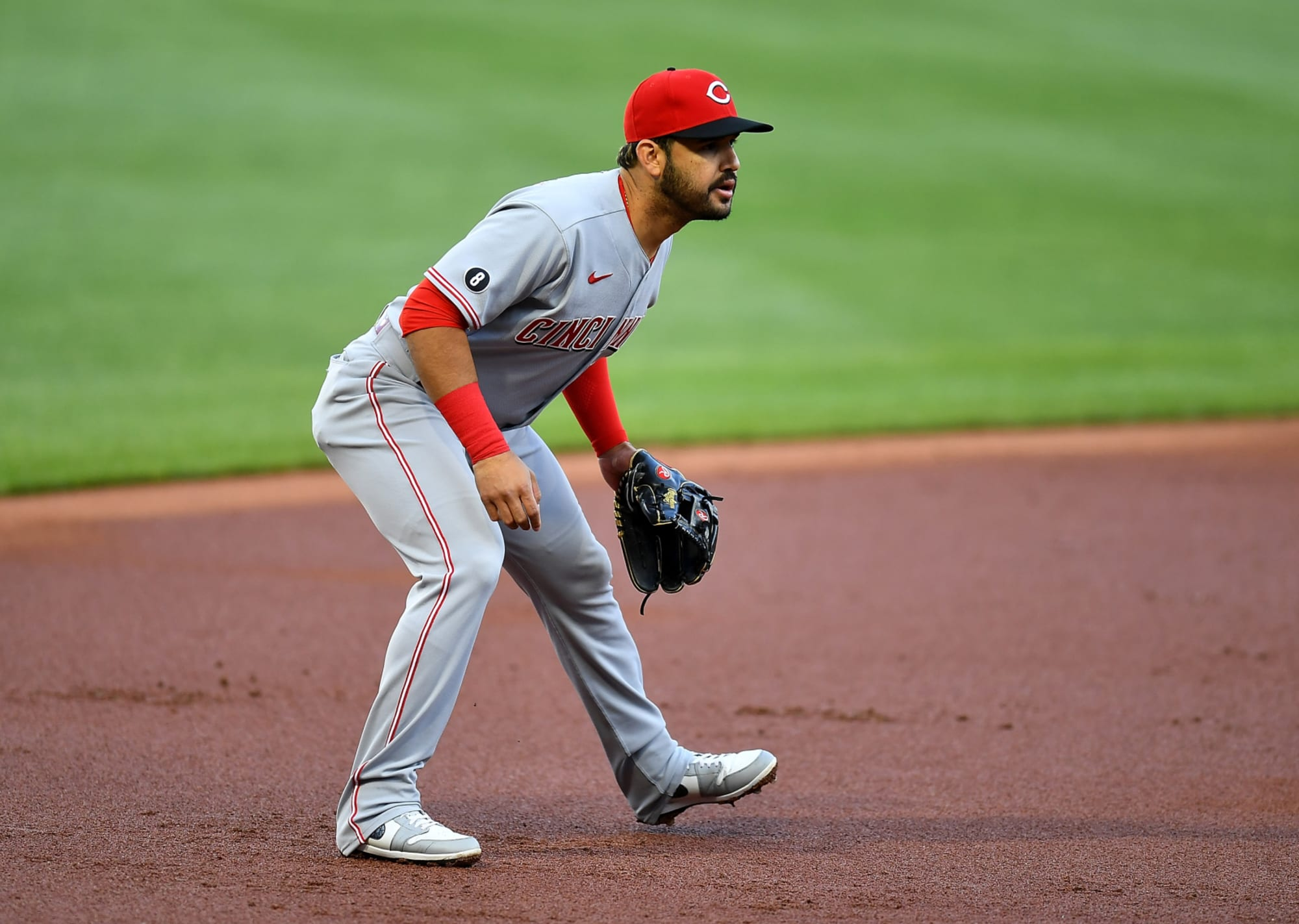 Reds: Why the sudden abandonment of Eugenio Suarez at shortstop?
