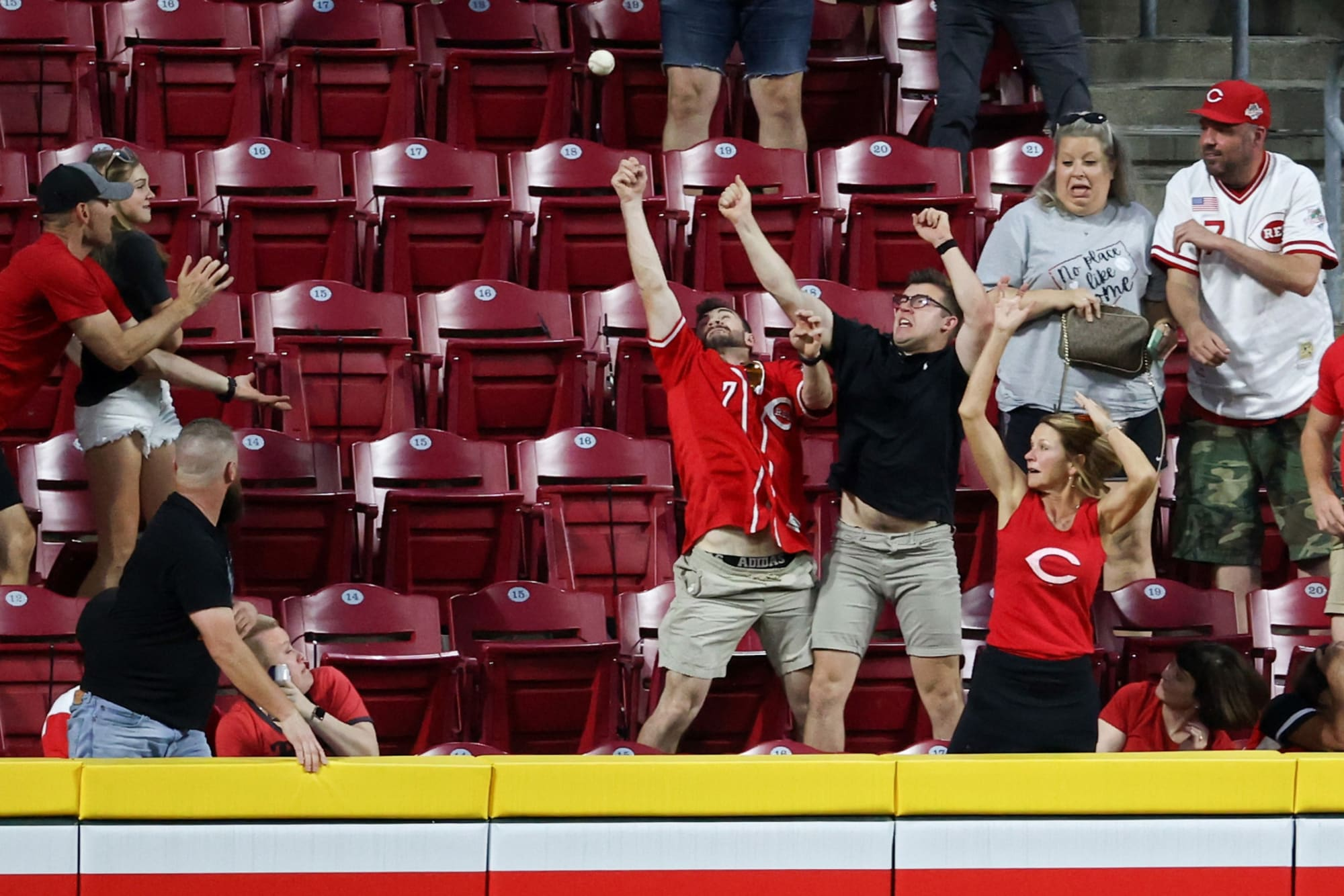Reds fan bares all in fulfilling awkward 2021 World Series bet