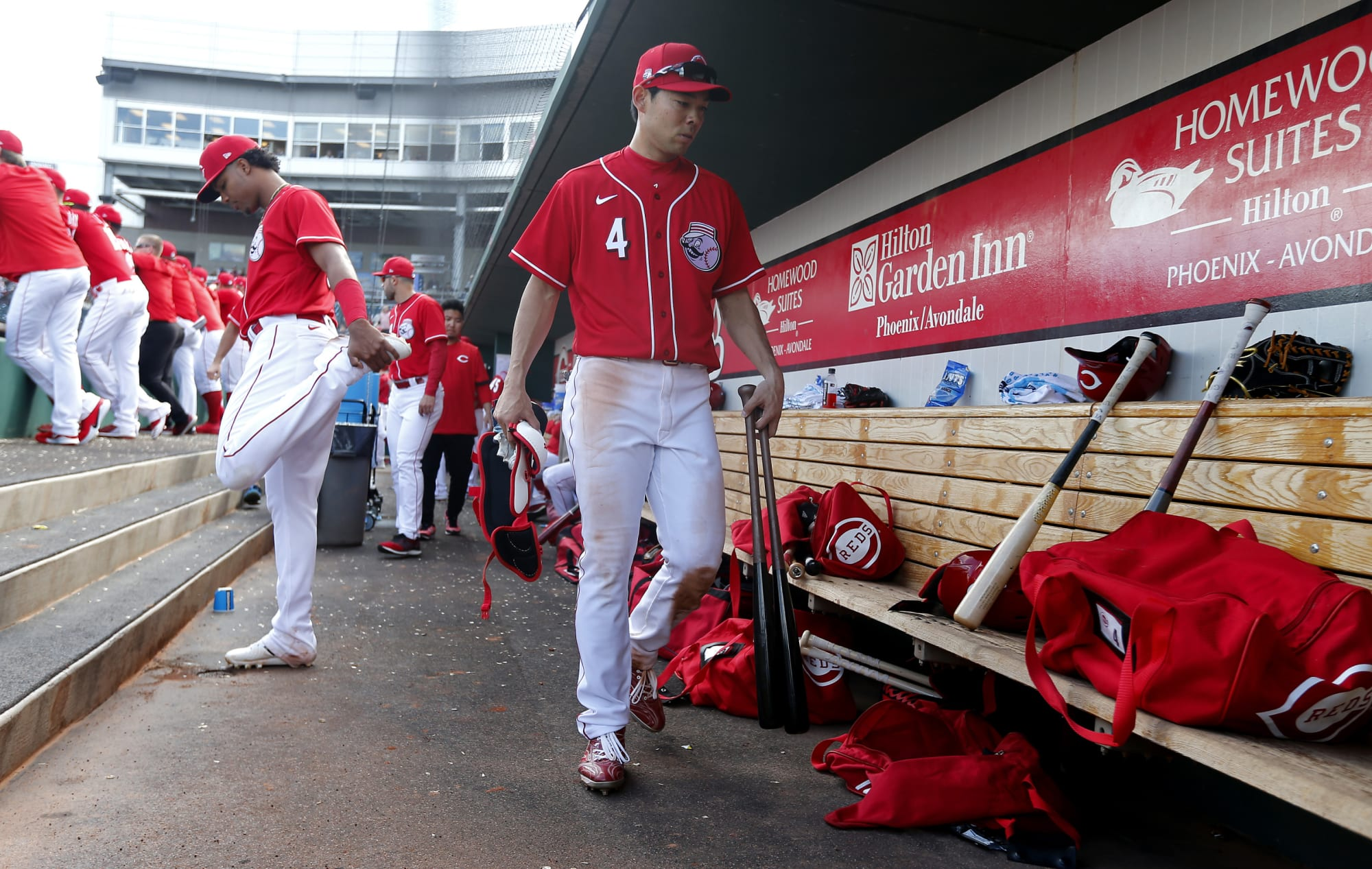 This past winter's signings will propel the Cincinnati Reds to the playoffs