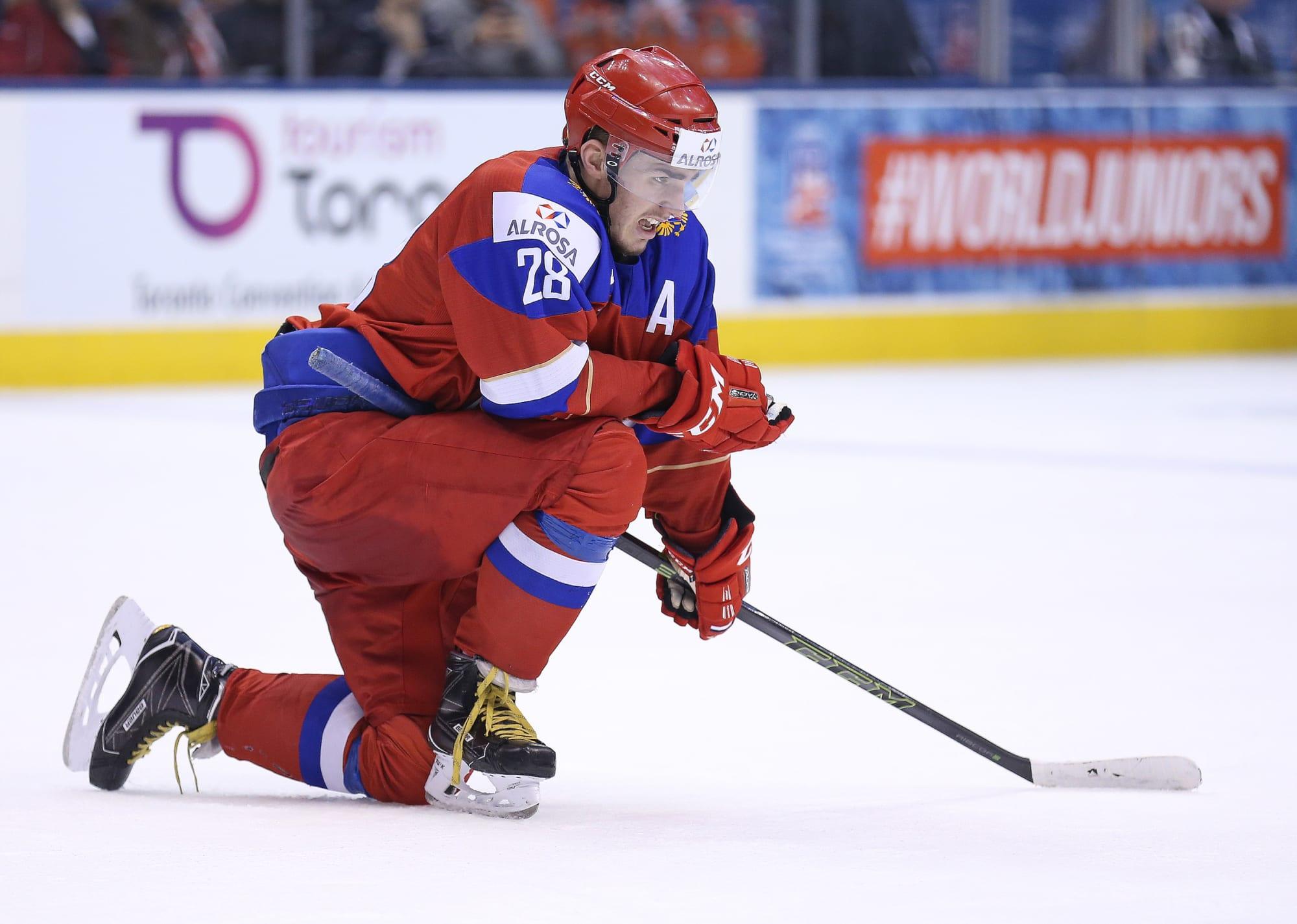 The latest on Vitali Kravtsov and Yegor Rykov in the KHL