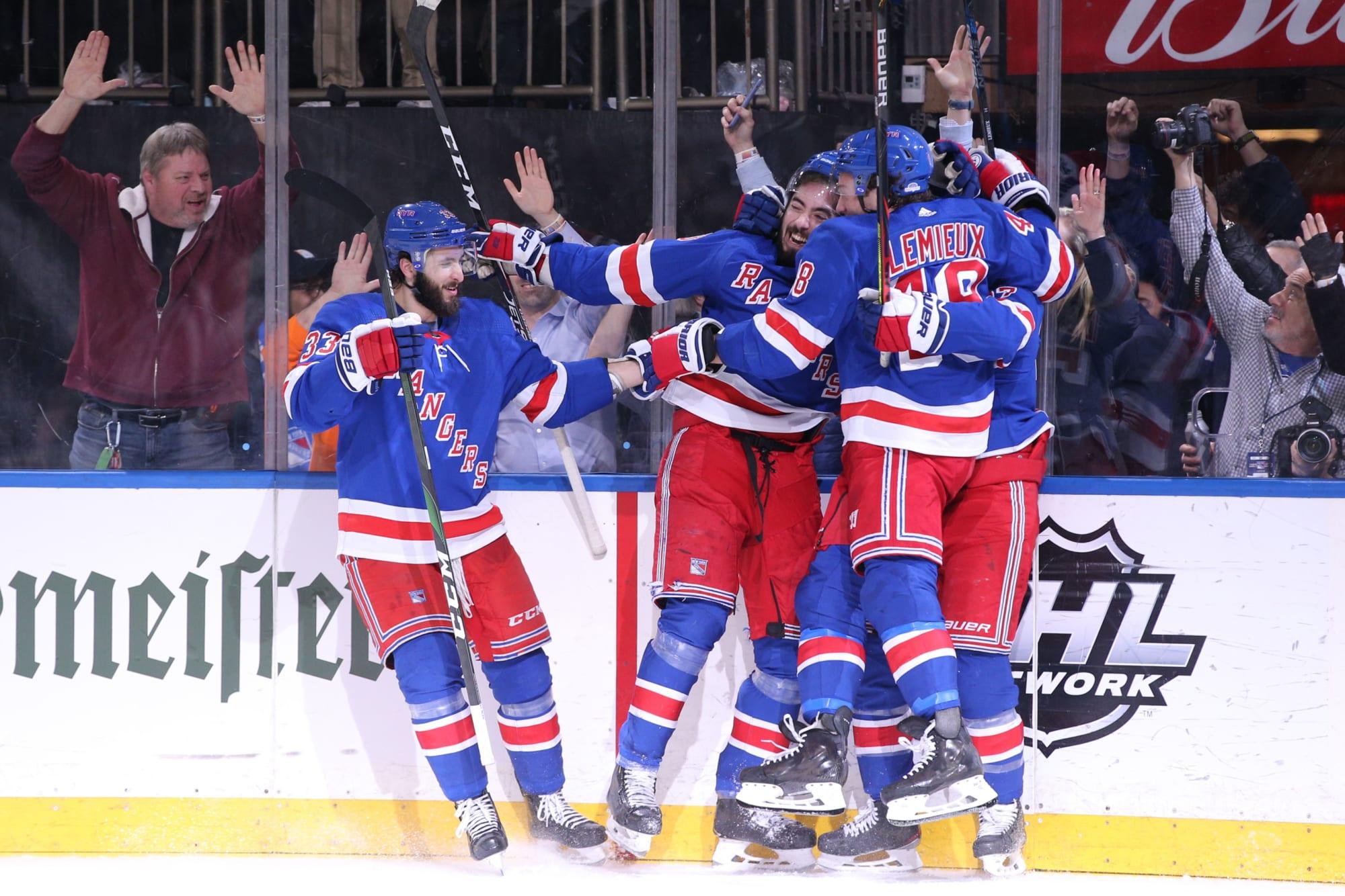 A make or break season for 5 New York Rangers