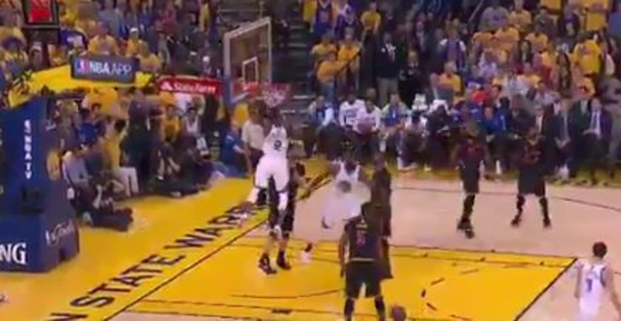 Warriors vs Cavaliers Game 5: First quarter highlights (Video)