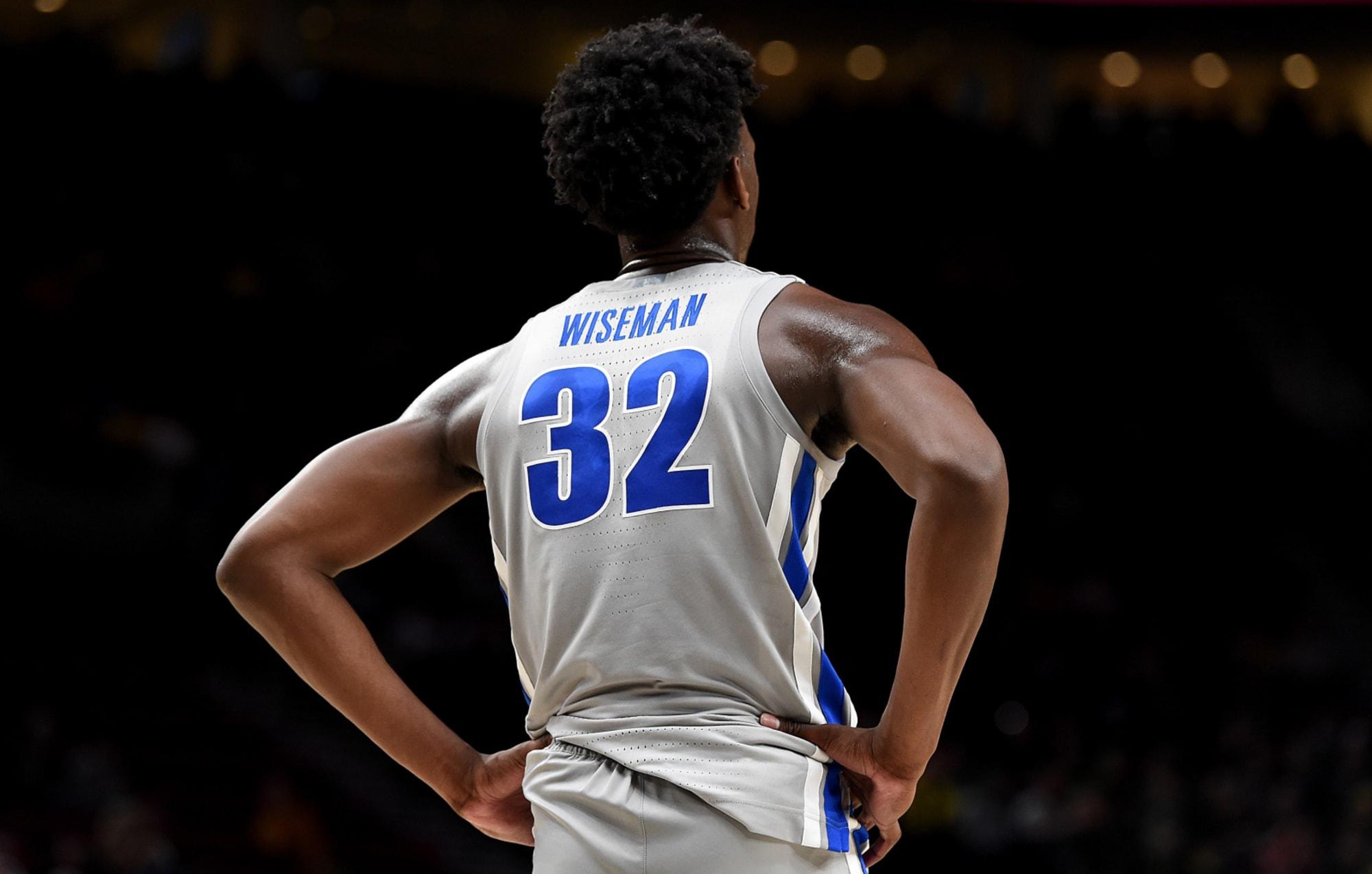 Golden State Warriors: James Wiseman goes fifth in NBA redraft
