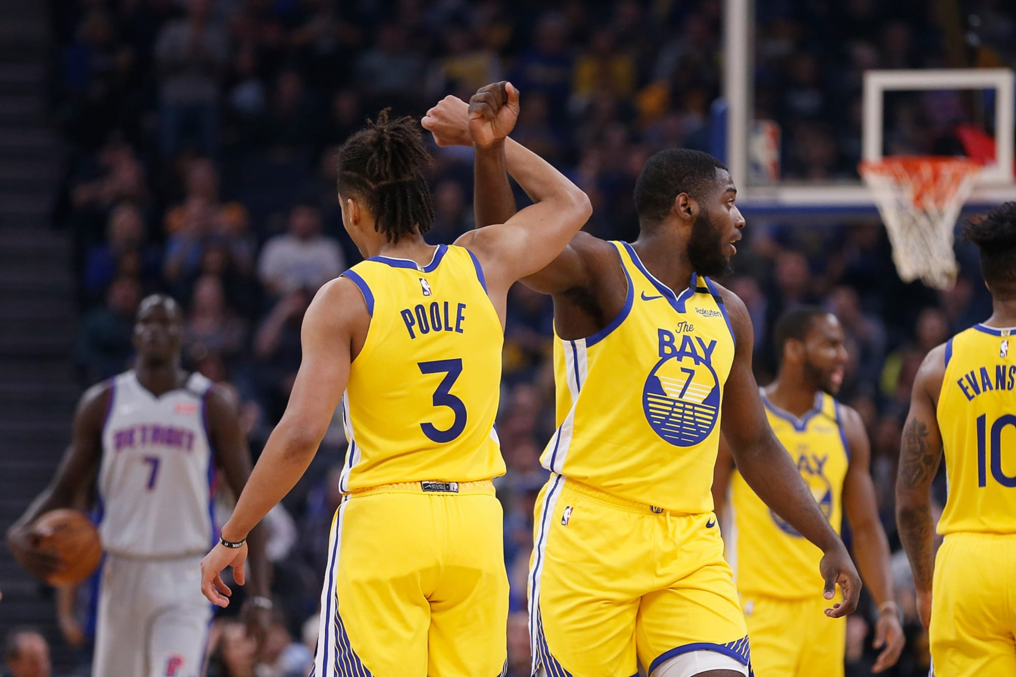Golden State Warriors should join Orlando bubble next month