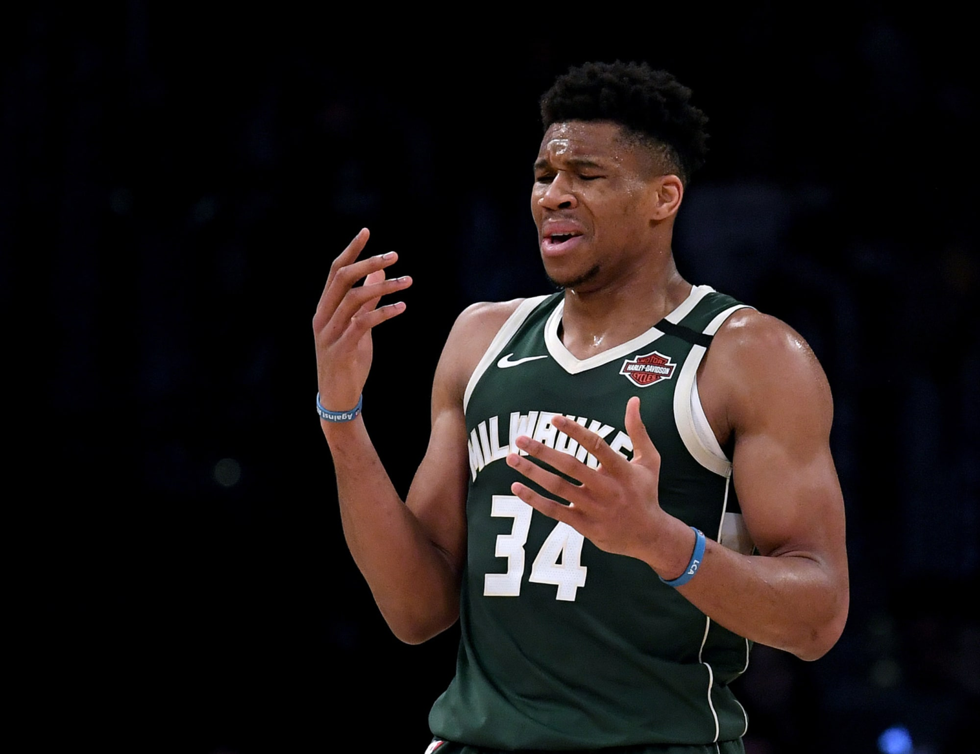 The Golden State Warriors have x-factor in race for Giannis Antetokounmpo