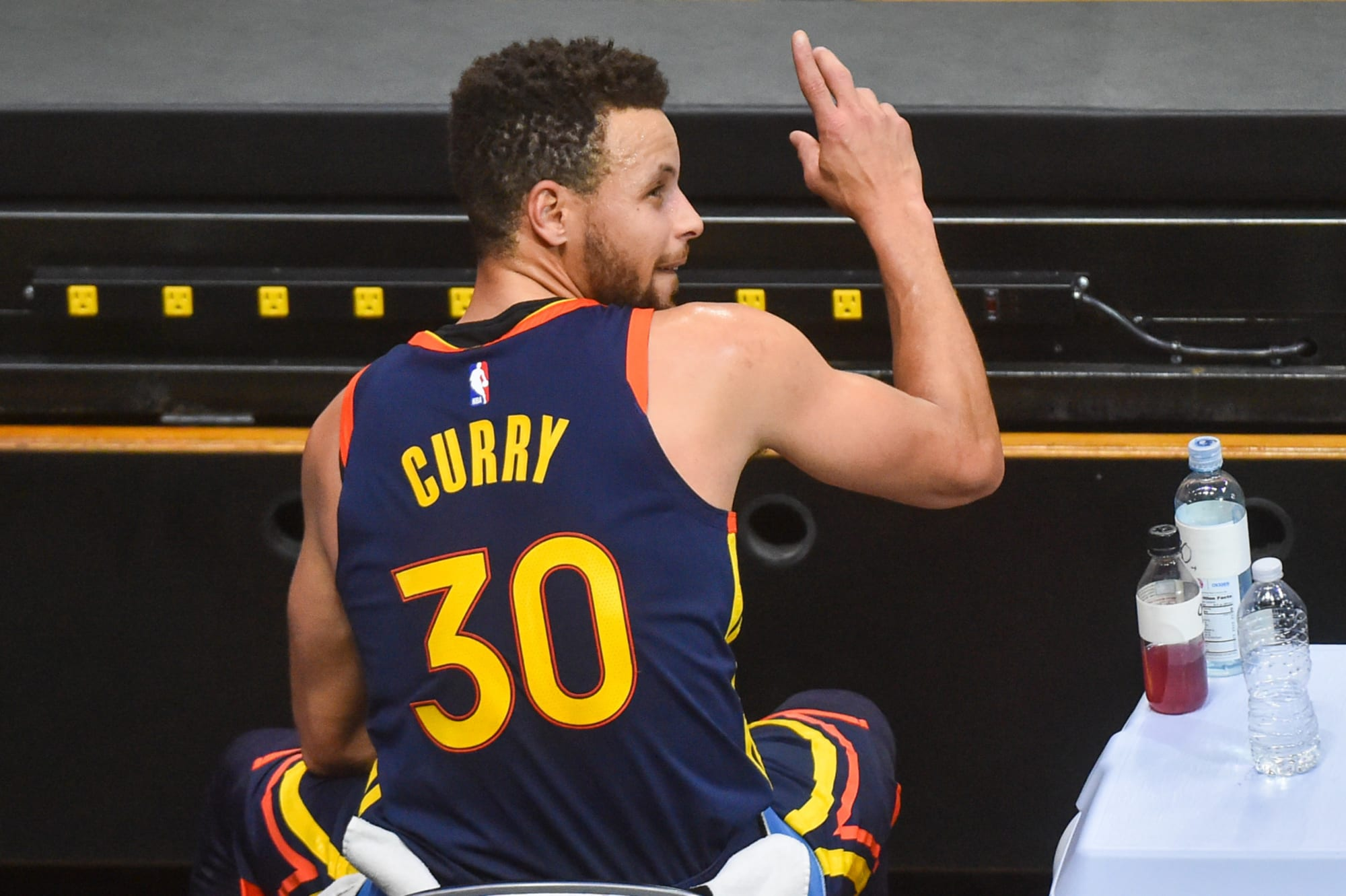 """Kendrick Perkins on Stephen Curry: """"He's gonna be a top-10 player of all-time"""""""