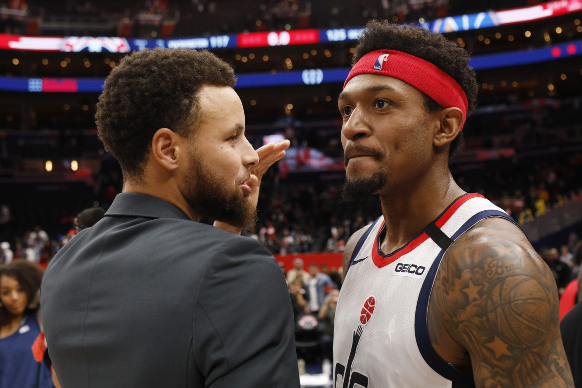 Golden State Warriors: How the NBA Lottery could result in Bradley Beal