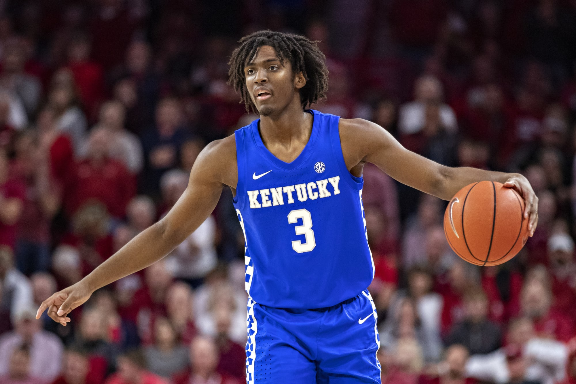 Golden State Warriors Nba Draft Profile Analyzing Tyrese Maxey