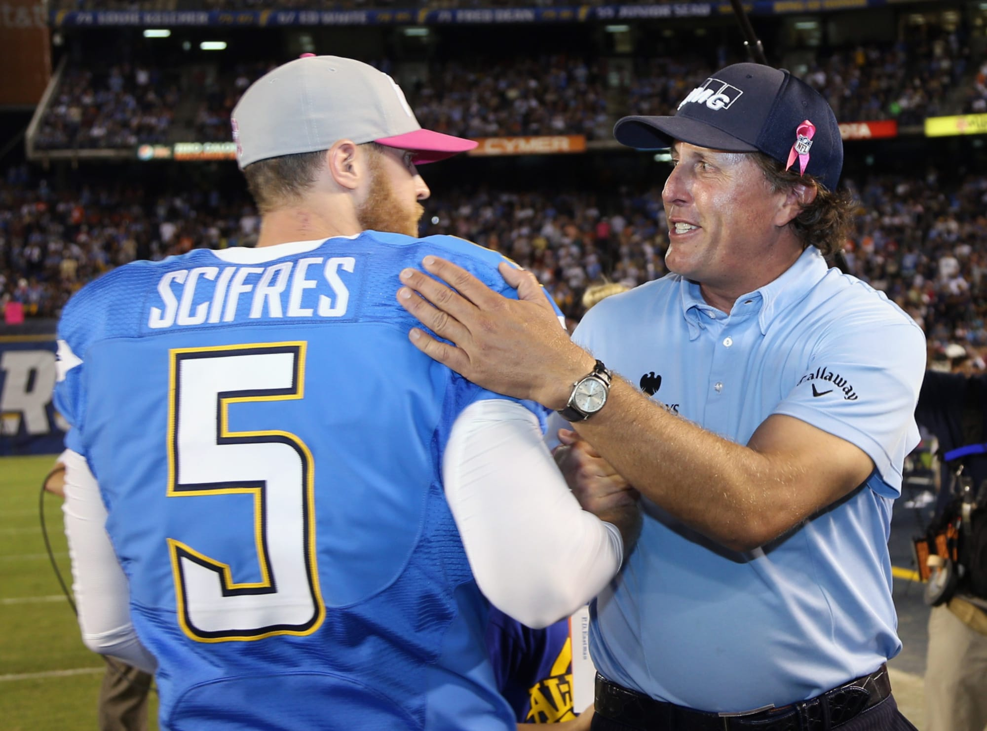 Los Angeles Chargers Top Celebs Who Are Fans Of The Team Page 6