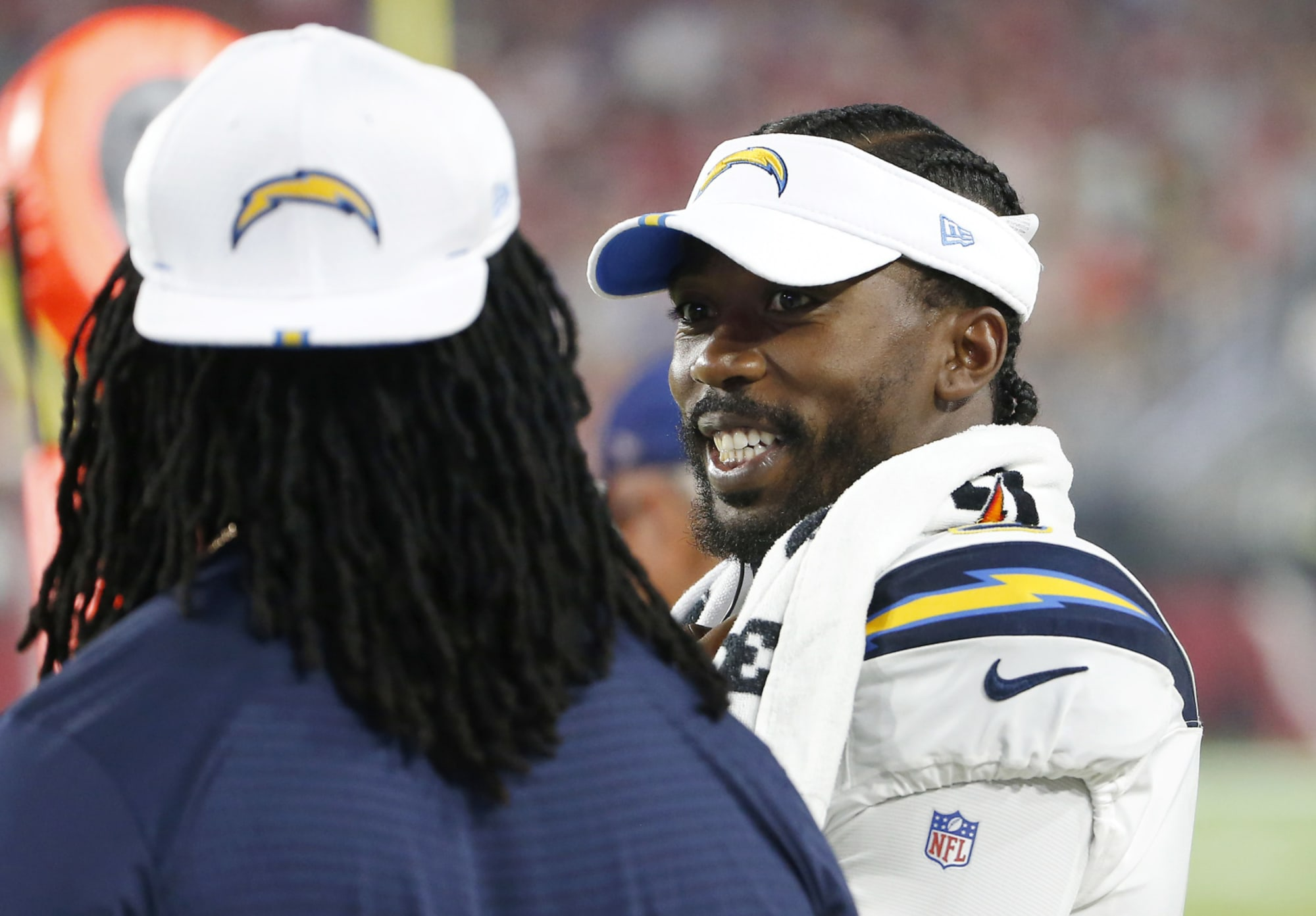LA Chargers: Comparing Tyrod Taylor's 2017 Bills to the 2020 Chargers