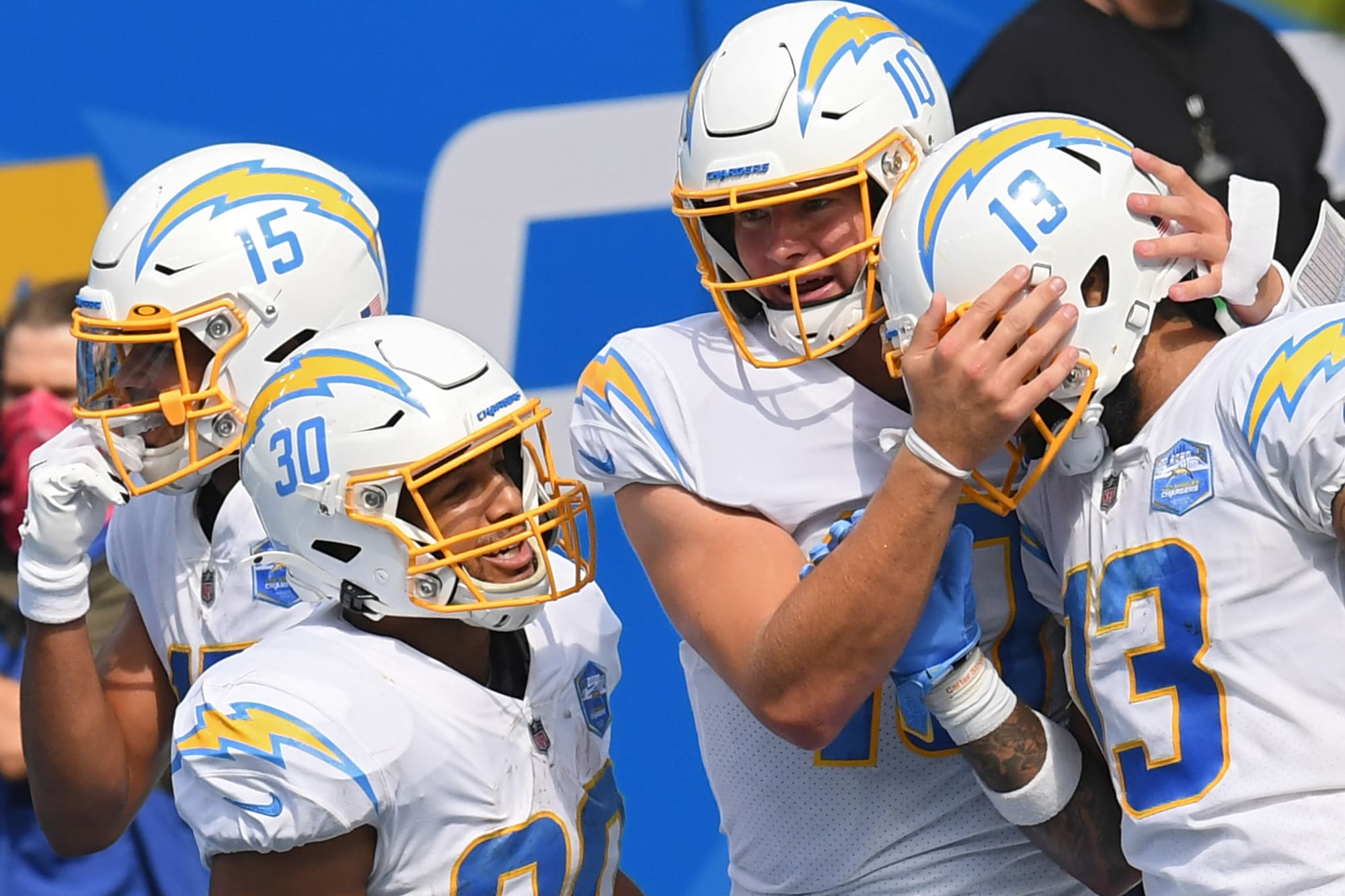 The Los Angeles Chargers have a future to be thankful for