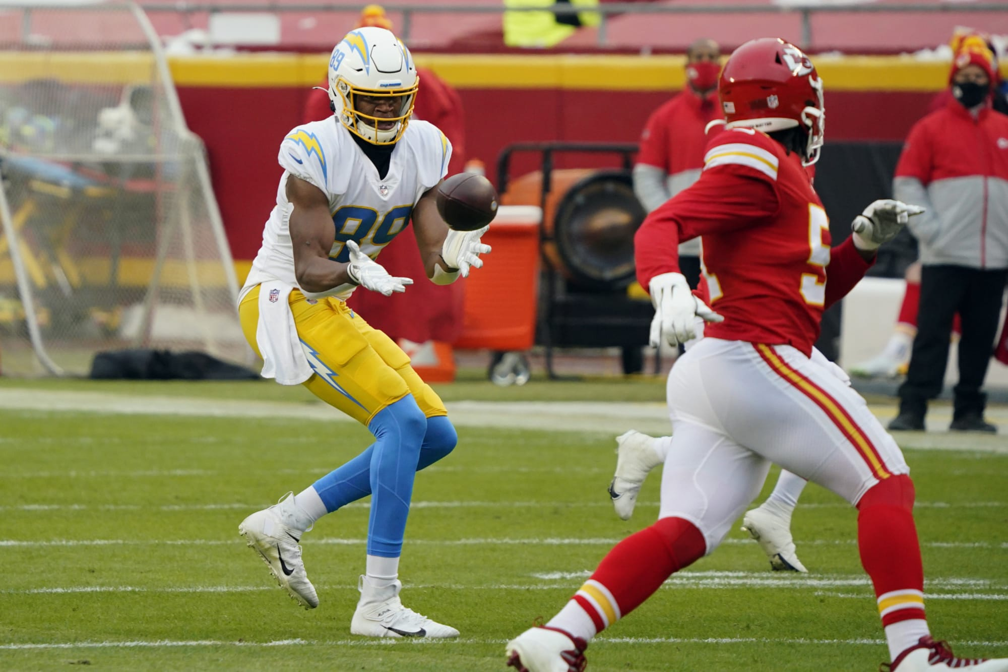 LA Chargers: One of the NFL's most underrated tight end duos