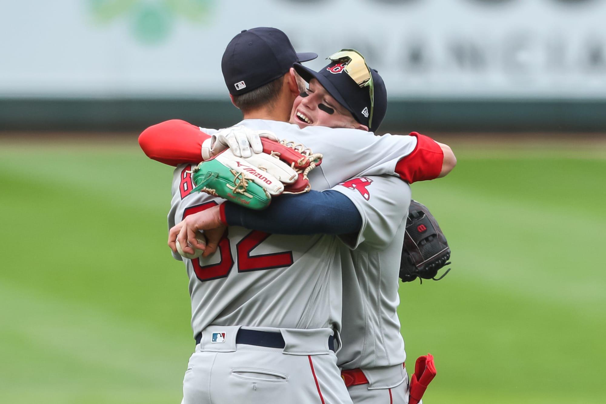 Red Sox: Alex Verdugo's amazing catch extends Boston's winning streak