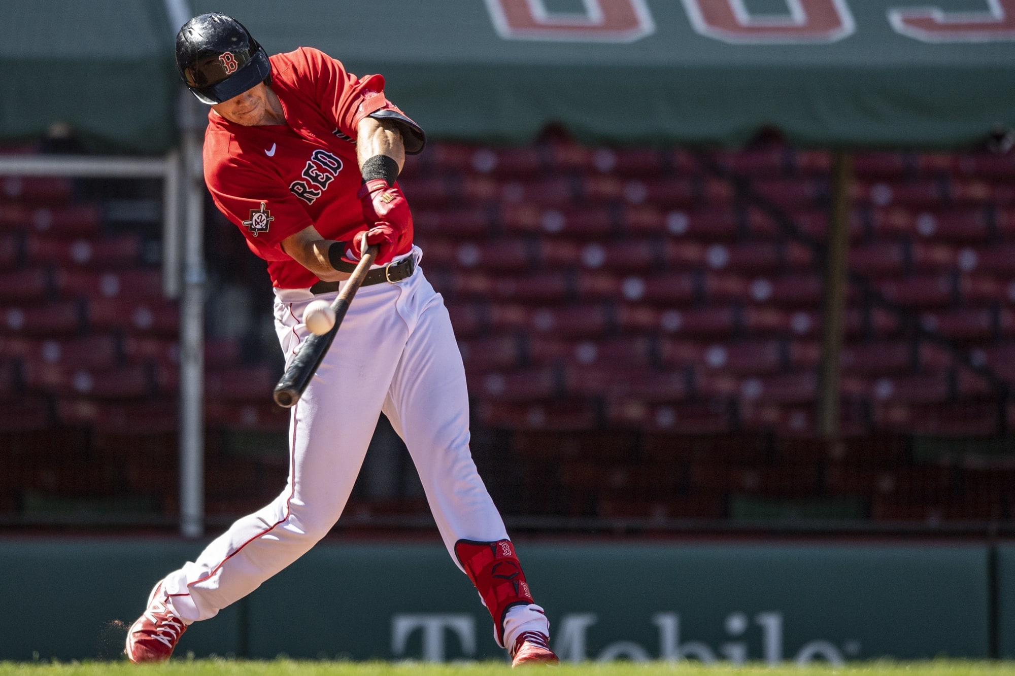 Red Sox: Selective look at offense and pitching on Statcast