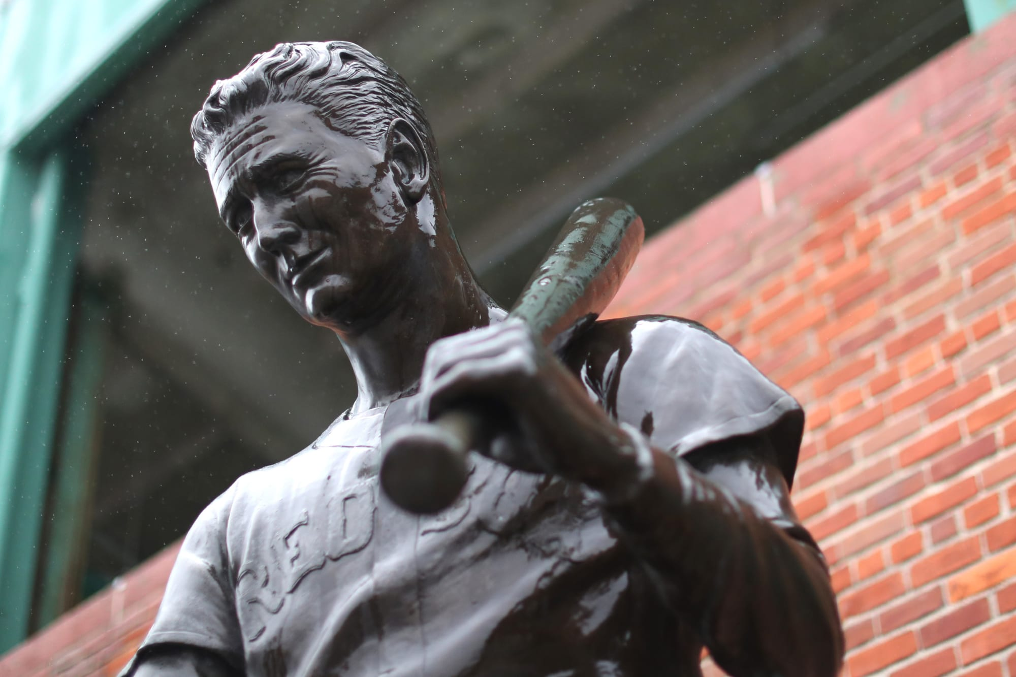 What if Red Sox star Ted Williams didn't miss time for military service?