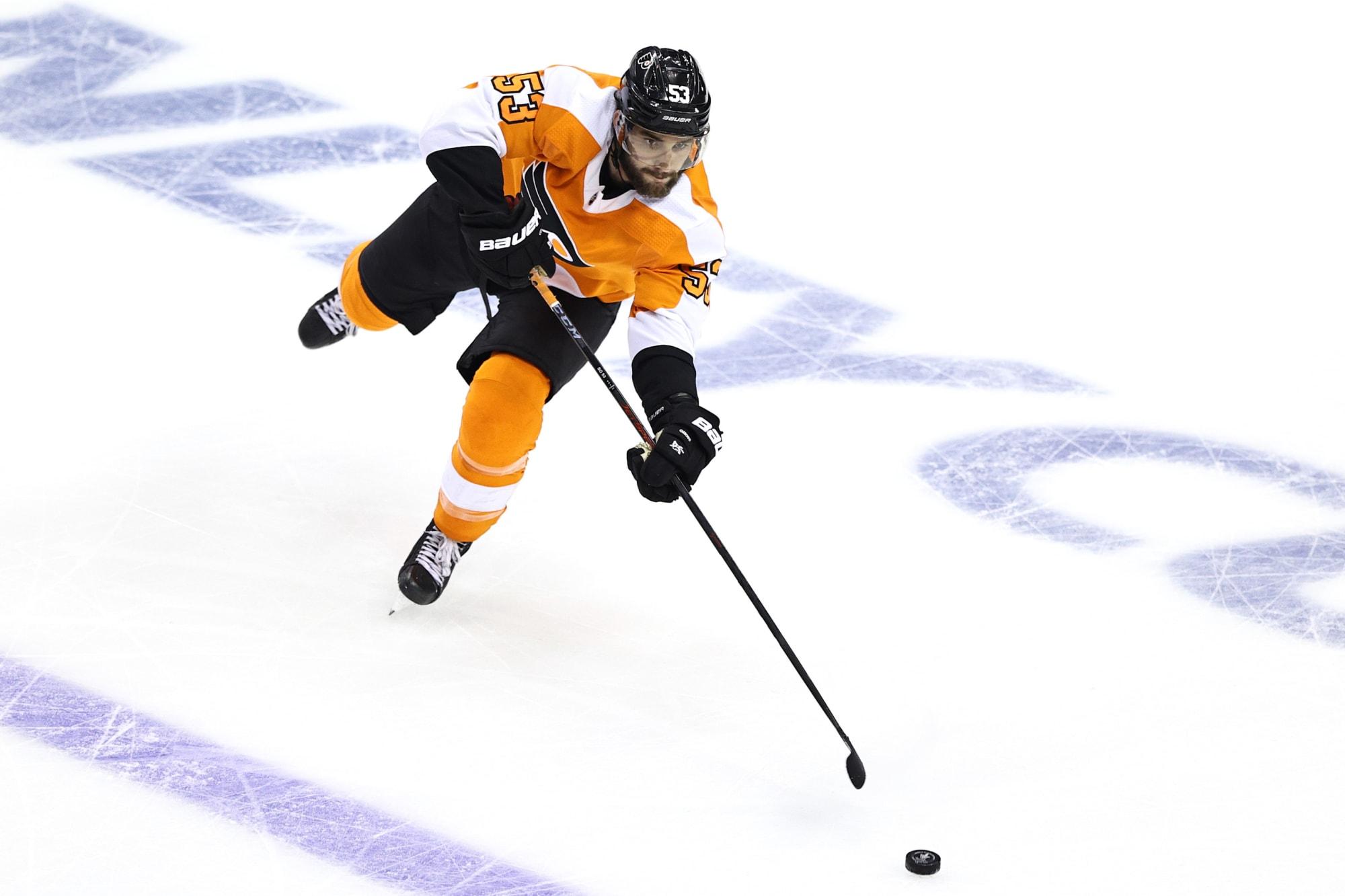 Flyers in-house replacement options for Matt Niskanen