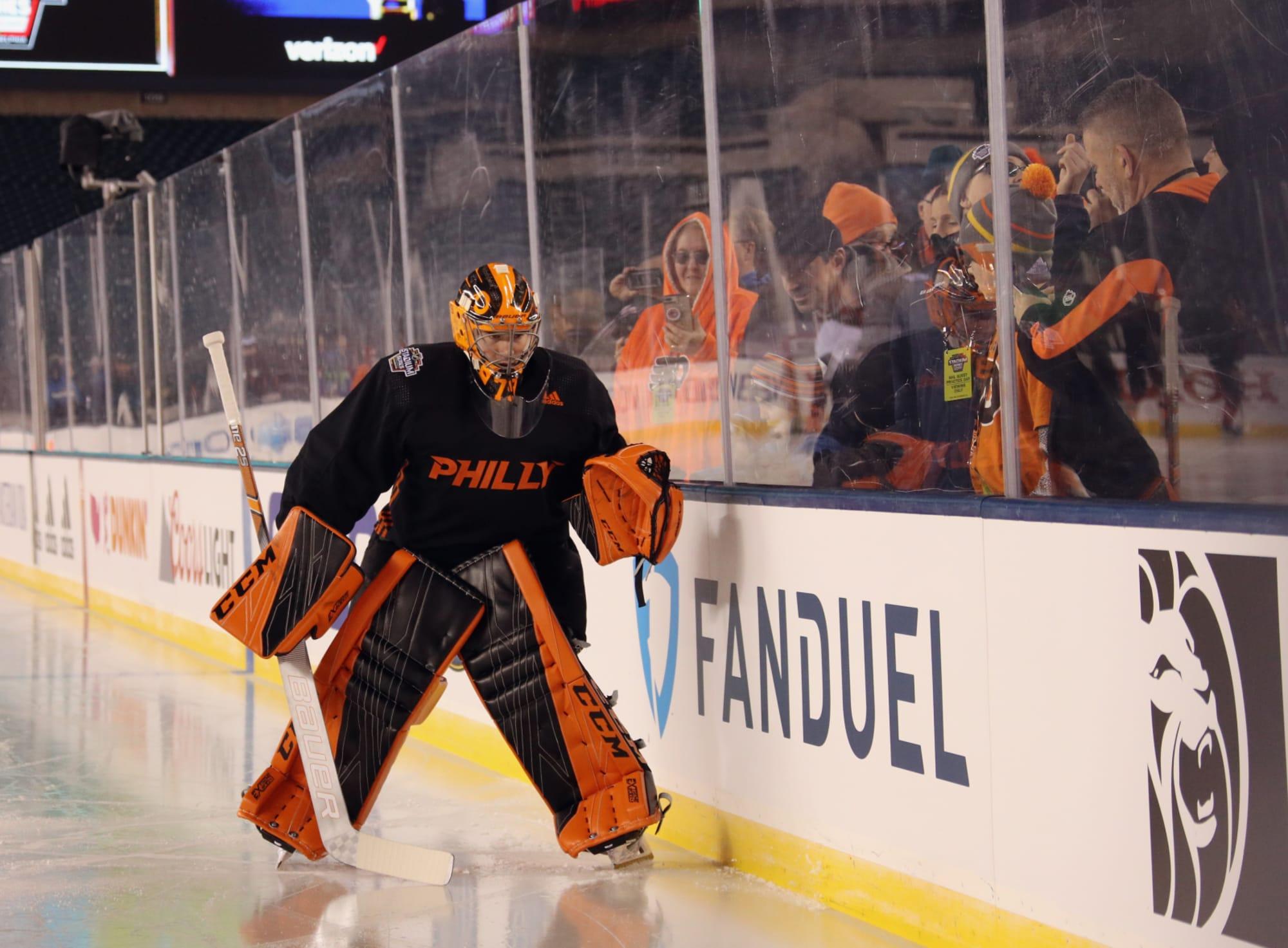 Grading Philadelphia Flyers Jersey Concepts